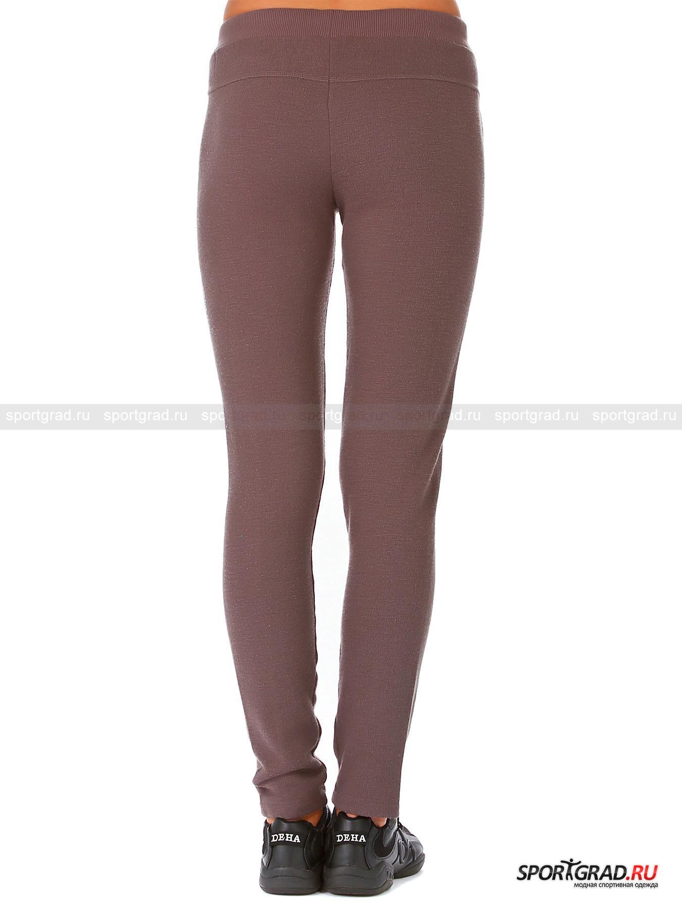 Брюки женские Pants  DEHA с мягким начесом изнутри от Спортград