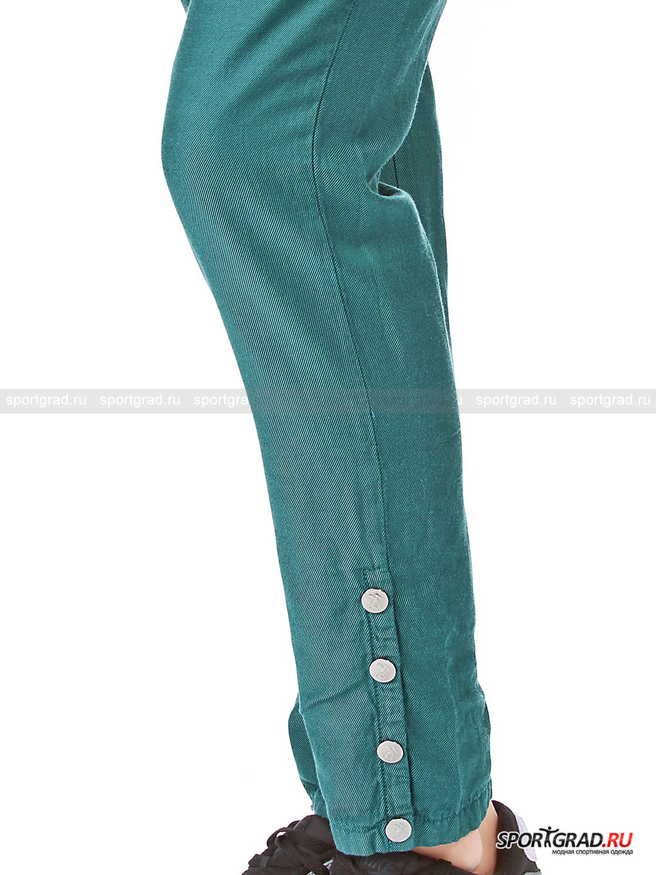 Брюки женские Pants with buttoned DEHA от Спортград