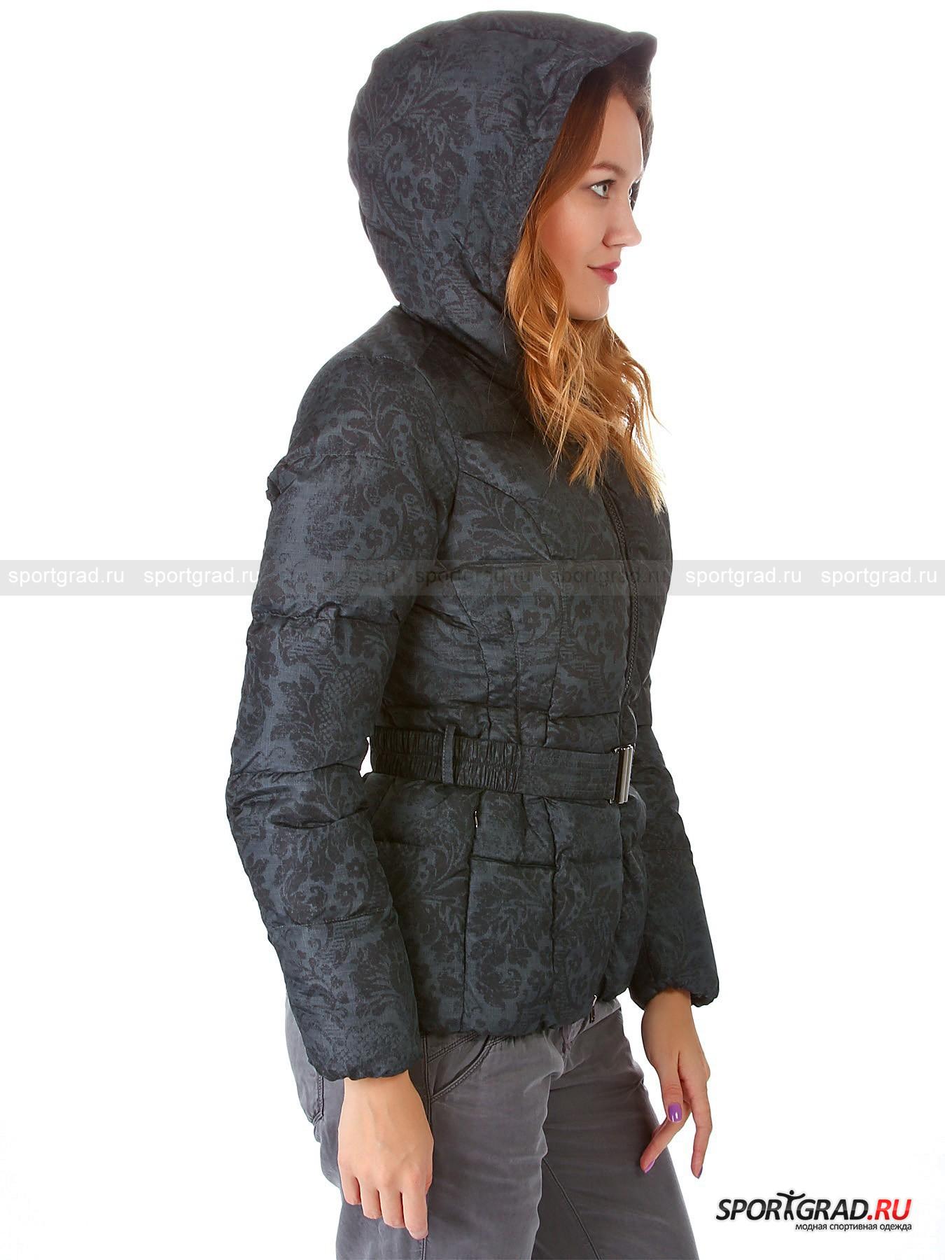 Куртка пуховая женская Hooded Down Jacket DEHA от Спортград