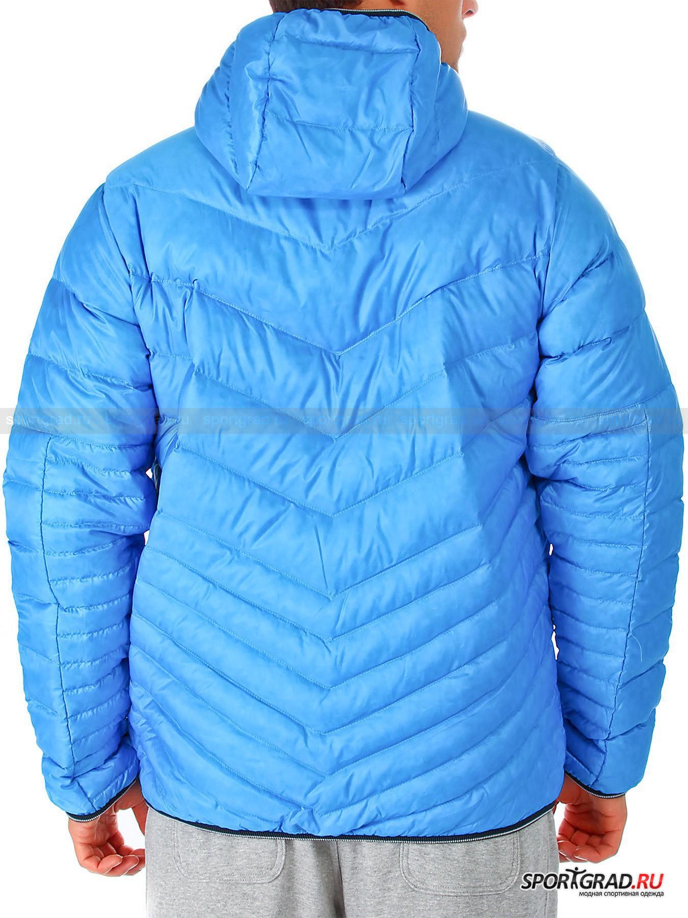 Куртка  мужcкая NIKE CASCADE JACKET-700 HOODED NIKE от Спортград