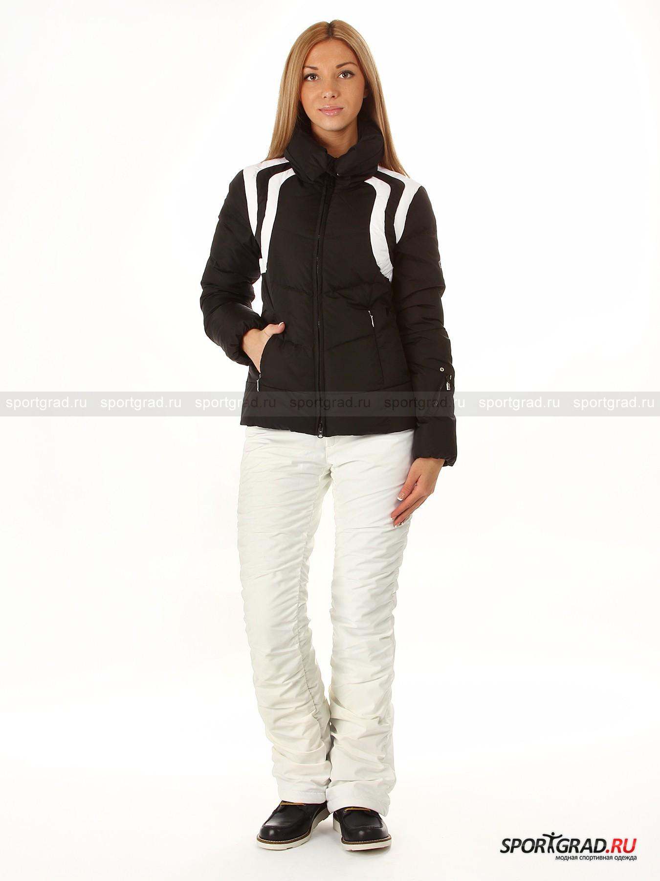 Куртка женская Yule-d BOGNER FIRE & ICE от Спортград