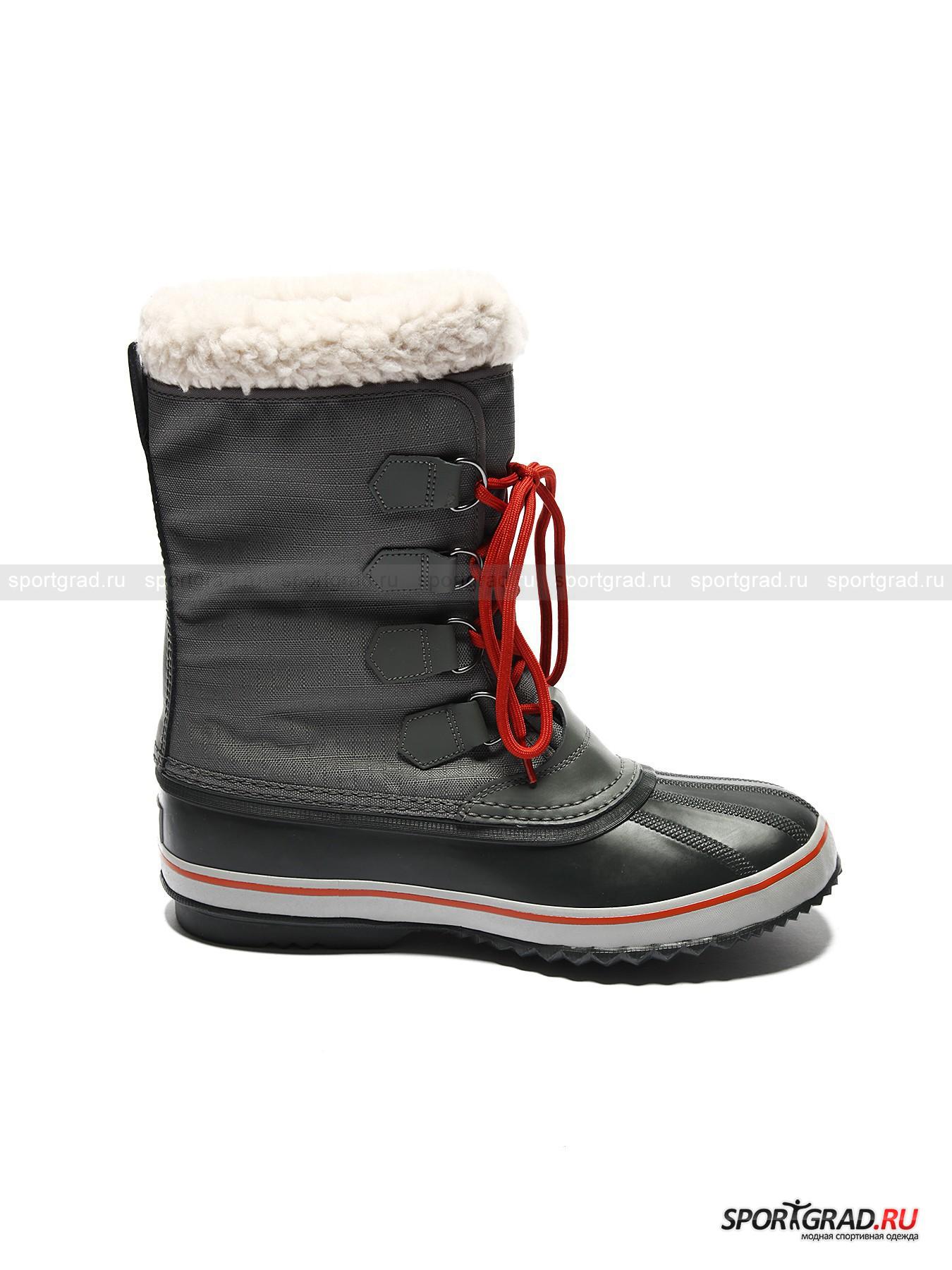 Ботинки мужские для холодов Pac Nylon SOREL от Спортград