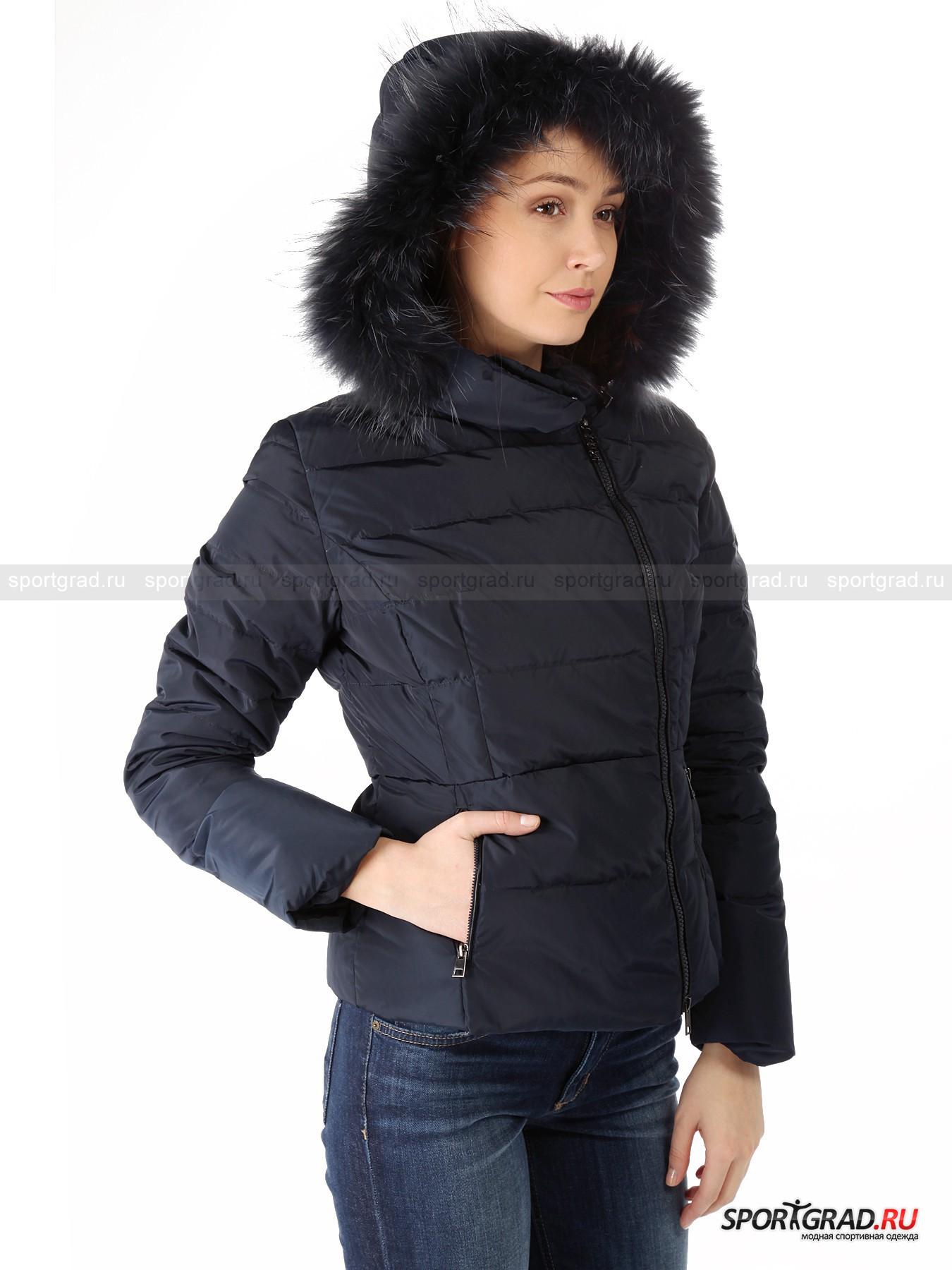 Куртка женская  Hooded Down Jacket DEHA от Спортград