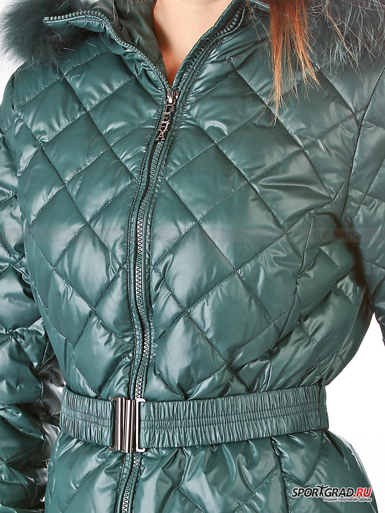 Пальто женское Long Down Jacket DEHA от Спортград