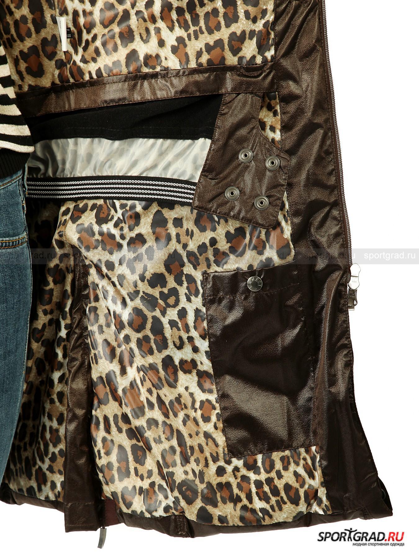 Пальто женское EMMEGI от Спортград