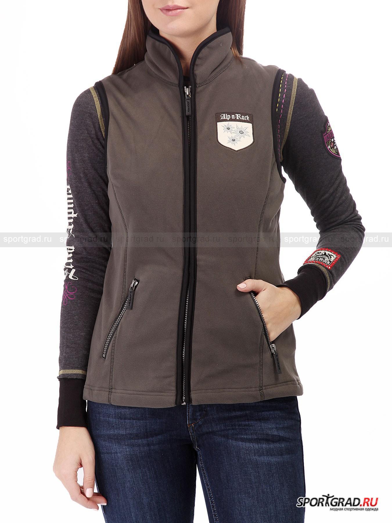 Жилет женский из флиса Jeboa Vest ALP-N-ROCK