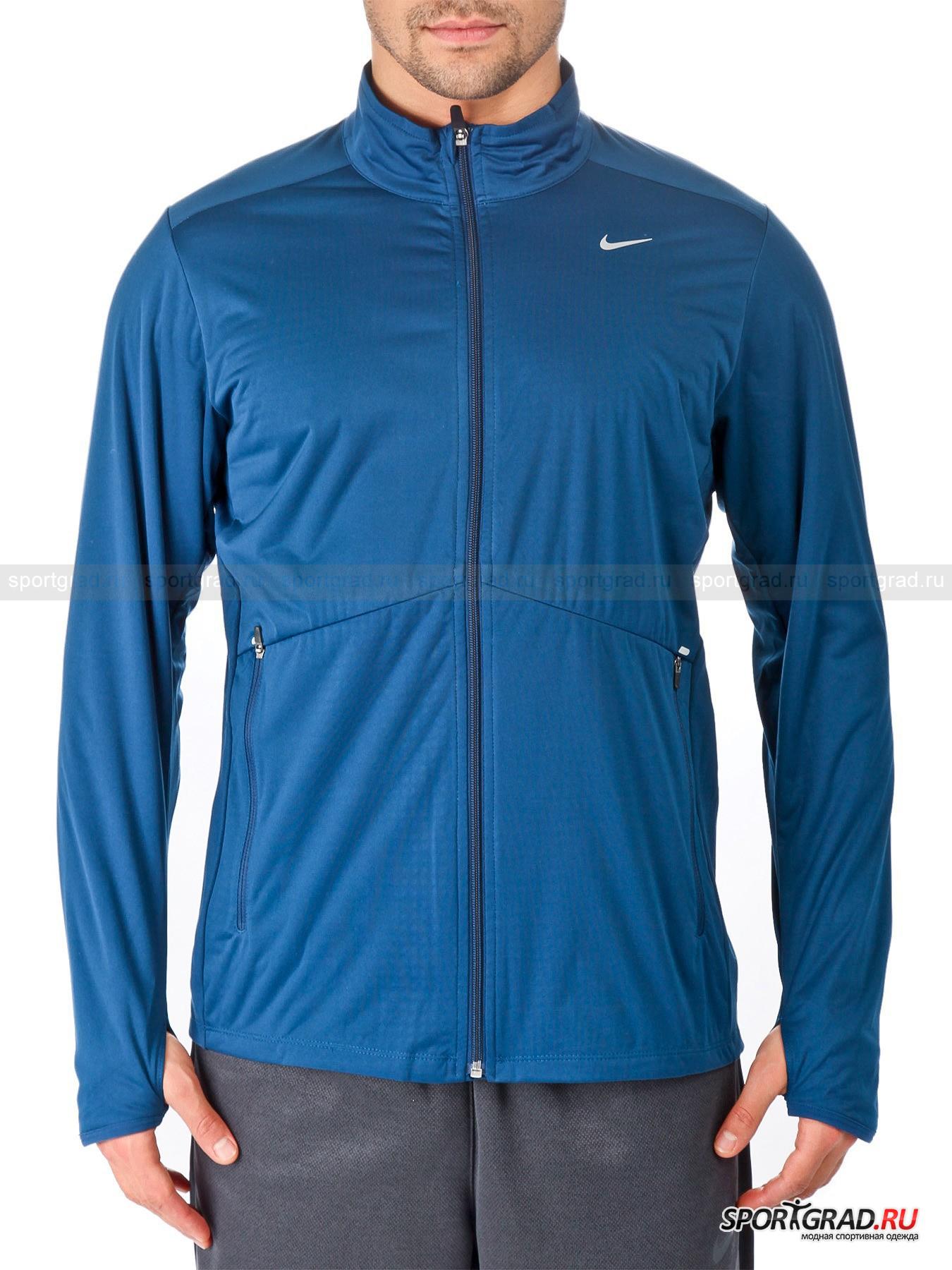Олимпийка мужская Nike element shield fz  NIKE для занятий спортом