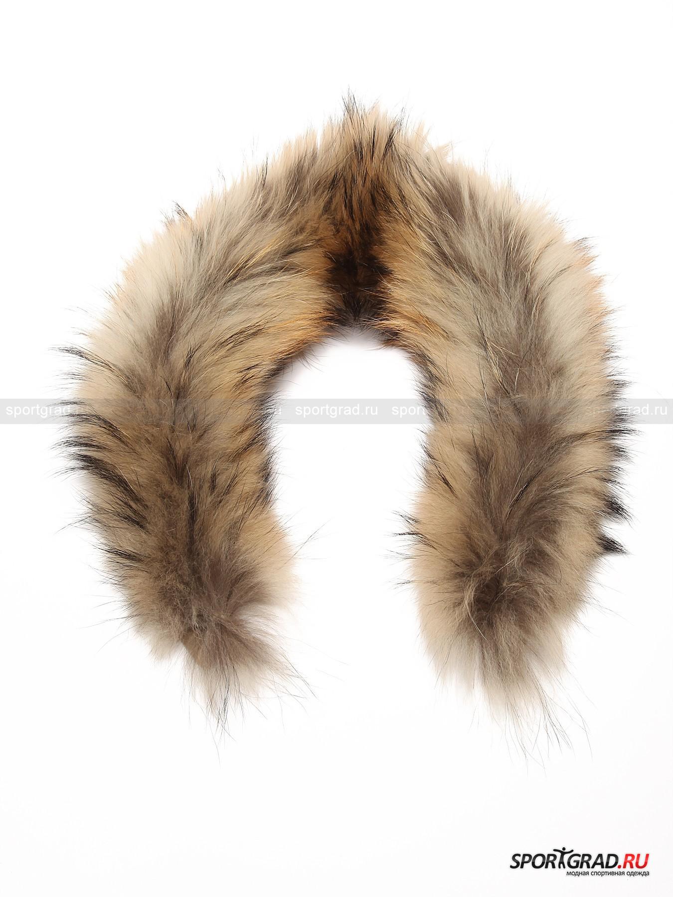 Съемный мех Nuara2 BOGNERГоловные Уборы<br>Немецкий бренд Bogner со всей щепетильностью относится к мелочам в производстве. Для компании важно, чтобы все вещи были выпущены в лучшем качестве и максимально подходили потенциальному покупателю.<br><br>На зимний период нет ничего важнее зимних курток, но по-настоящему стильной и привлекательной ее делает отделка капюшона мехом. При этом это не только красивая декорация, но и полезное дополнение, которое позволяет защитить лицо от сильных порывов холодного ветра. Шкурка животного специально адаптирована под куртки Bogner и снабжена планкой с металлическими кнопками.<br><br>•Финский енот<br>•Универсальная застежка<br>•Фирменный логотип компании<br><br>Возраст: Взрослый<br>Тип: Головные Уборы<br>Рекомендации по уходу: Не стирать, не отбеливать, не гладить, не сушить в барабане стиральной машины, химчистка разрешена.<br>Состав: Натуральный мех.