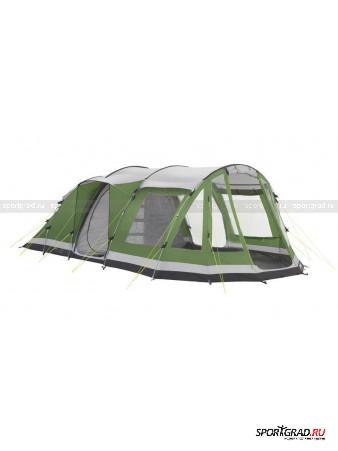 Палатка Nevada XL OUTWELLПалатки<br>Outwell Nevada XLP - просторная кемпинговая палатка, в которой могут разместиться 6 человек.<br><br>Технические характеристики:<br>Тип палатки: туннель, 3 помещения.<br>Помещения: 2 спальни, 1 холл.<br>Количество человек: 6<br>Материал тента: Outtex® 4000 (75D 100% polyester taffeta), швы проклеены. <br>Материал внутренней палатки (дышащий):     100% polyester.<br>Дно палатки: Герметичное, пристегивается молнией.<br>Материал дна: Double-coated 100% polyethylene, водостойкость 10 000 мм.<br>Каркас: Duratec fibreglass 8.5/12.7 мм.  <br>Внутренняя палатка подвешивается на дуги и может быть установлена без тента.<br>Высота: 200 см.<br>Длина: 650 см.<br>Ширина: 370 см.<br>Размер палатки в сложенном виде: 40 X 92 см.<br>Вес: 25.5 кг.<br><br>Возраст: Взрослый<br>Тип: Палатки