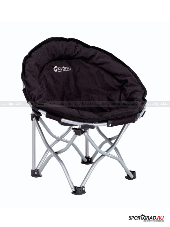 Кресло Comfort OUTWELLПринадлежности И Запчасти<br>Комфортный стул-кресло для самых младших путешественников и отдыхающих. Присев в него и почувствовав комфорт, ваш, даже самый непоседливый маленький ураганчик, захочет остаться в нём и наслаждаться комфортом. Каркас сделан из высокопрочной облегчённой стали, что делает модель лекой и транспортабелной. Порошковое напыление каркаса защищает  от внешних повреждений.<br><br>Характеристики:<br>Ткань - 100% полиэстер<br>Каркас - сталь<br>Размер - 48 х 40 х 50<br>Максимальная нагрузка - 50 кг<br>Вес - 1,9<br><br>Возраст: Взрослый<br>Тип: Принадлежности И Запчасти