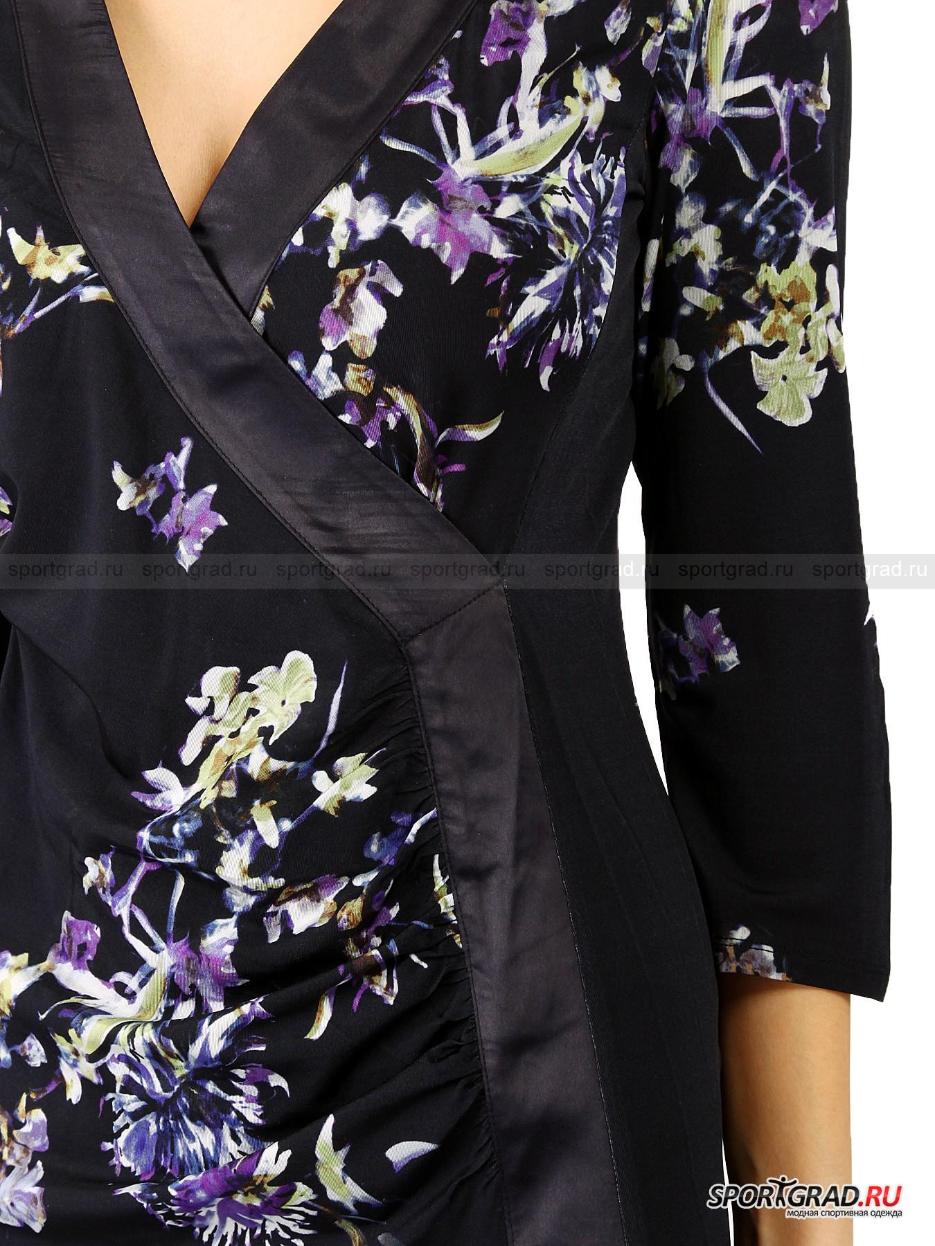 Платье женское Vada SPORTALM с цветочным принтом от Спортград