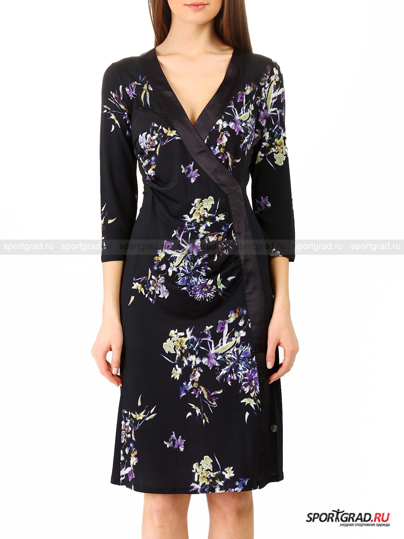 Платье женское Vada SPORTALM с цветочным принтом
