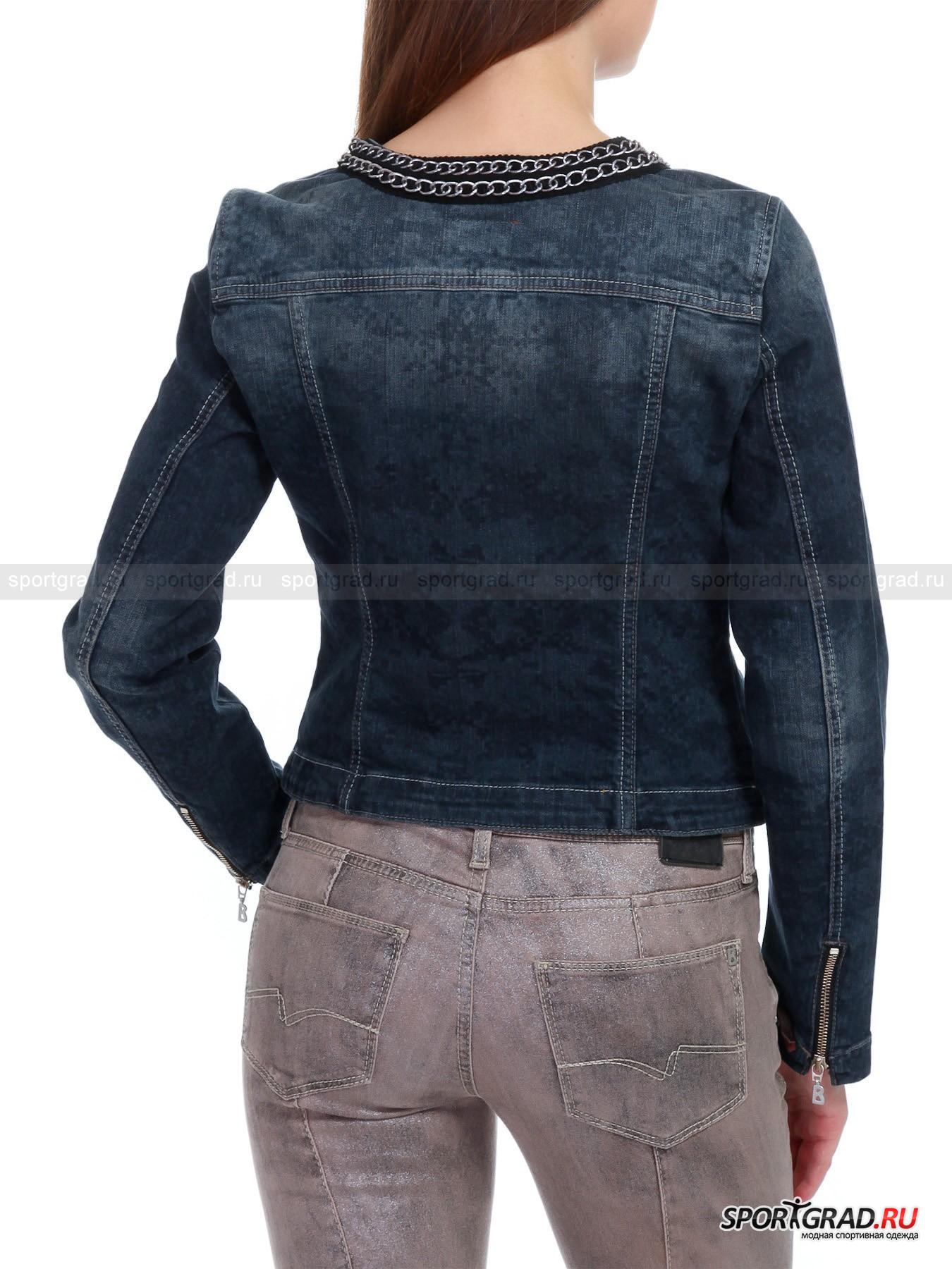 Куртка-жакет женская STELLA BOGNER JEANS от Спортград