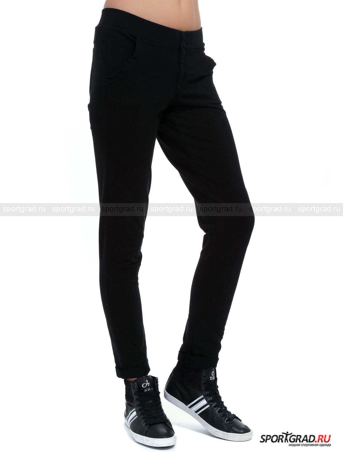 Брюки женские Pants DEHA из футерированного хлопка от Спортград