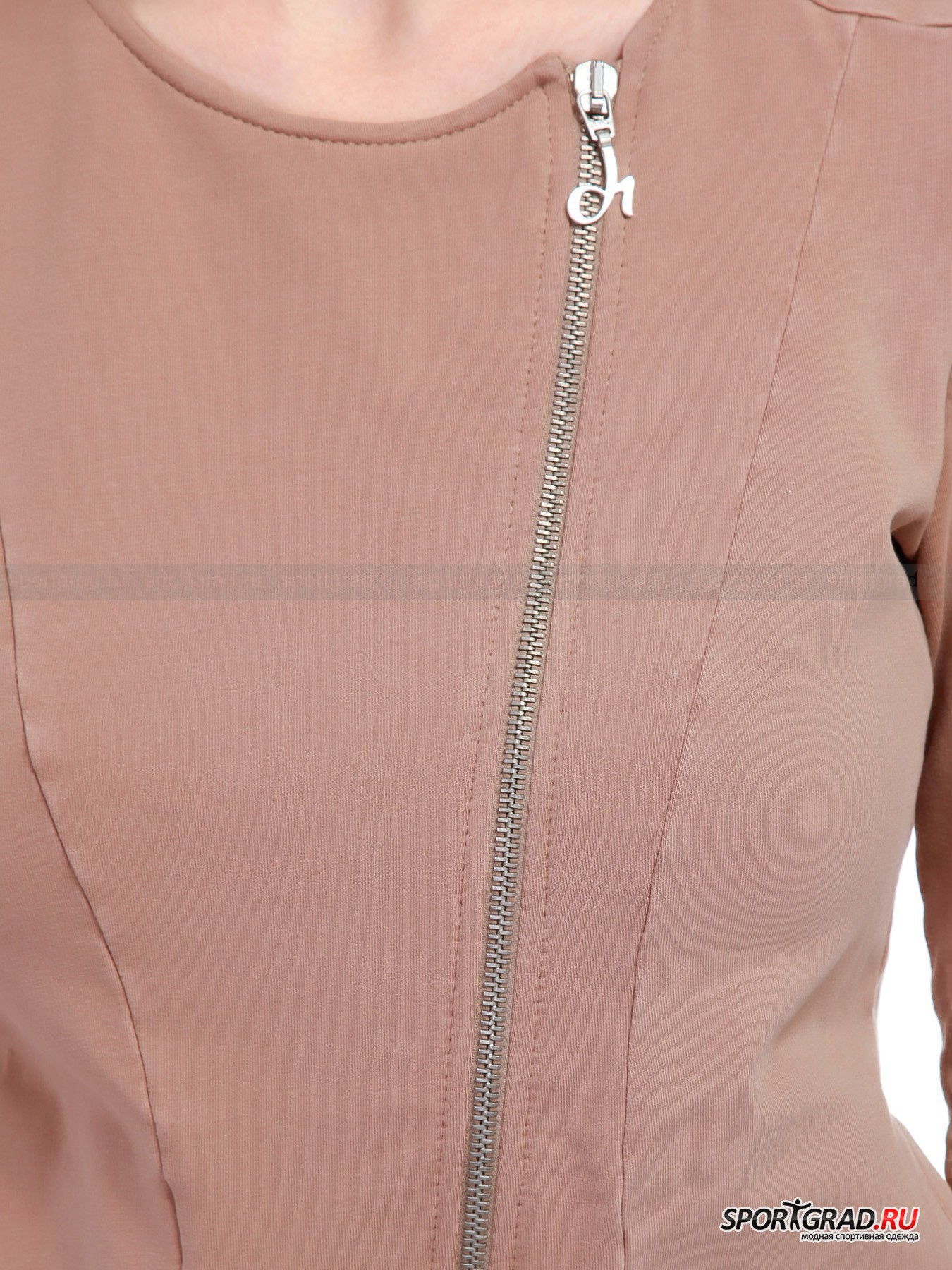 Жакет женский  Jacket  DEHA из хлопкового трикотажа от Спортград