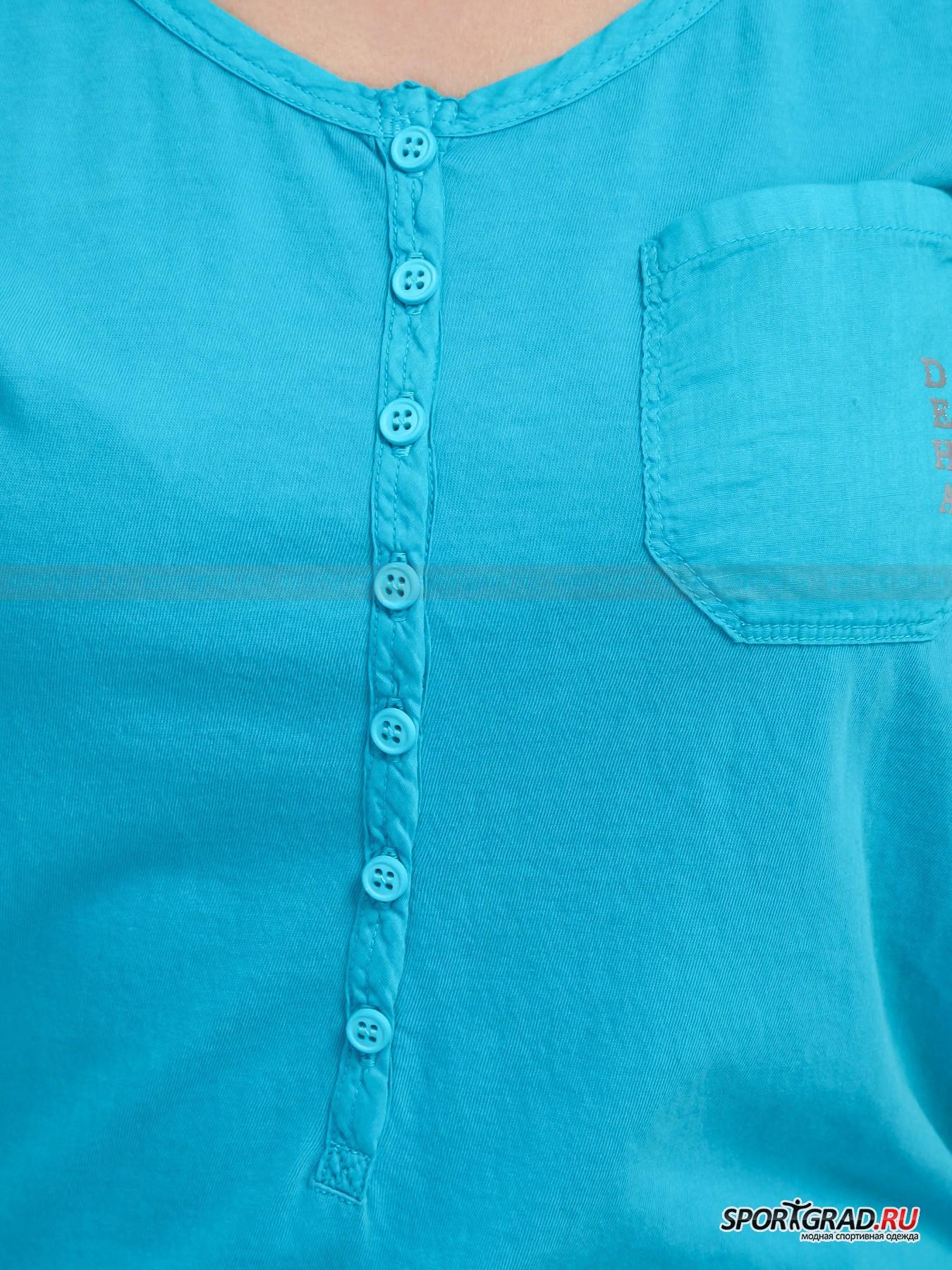 Платье-футболка женское DEHA из трикотажного хлопка от Спортград