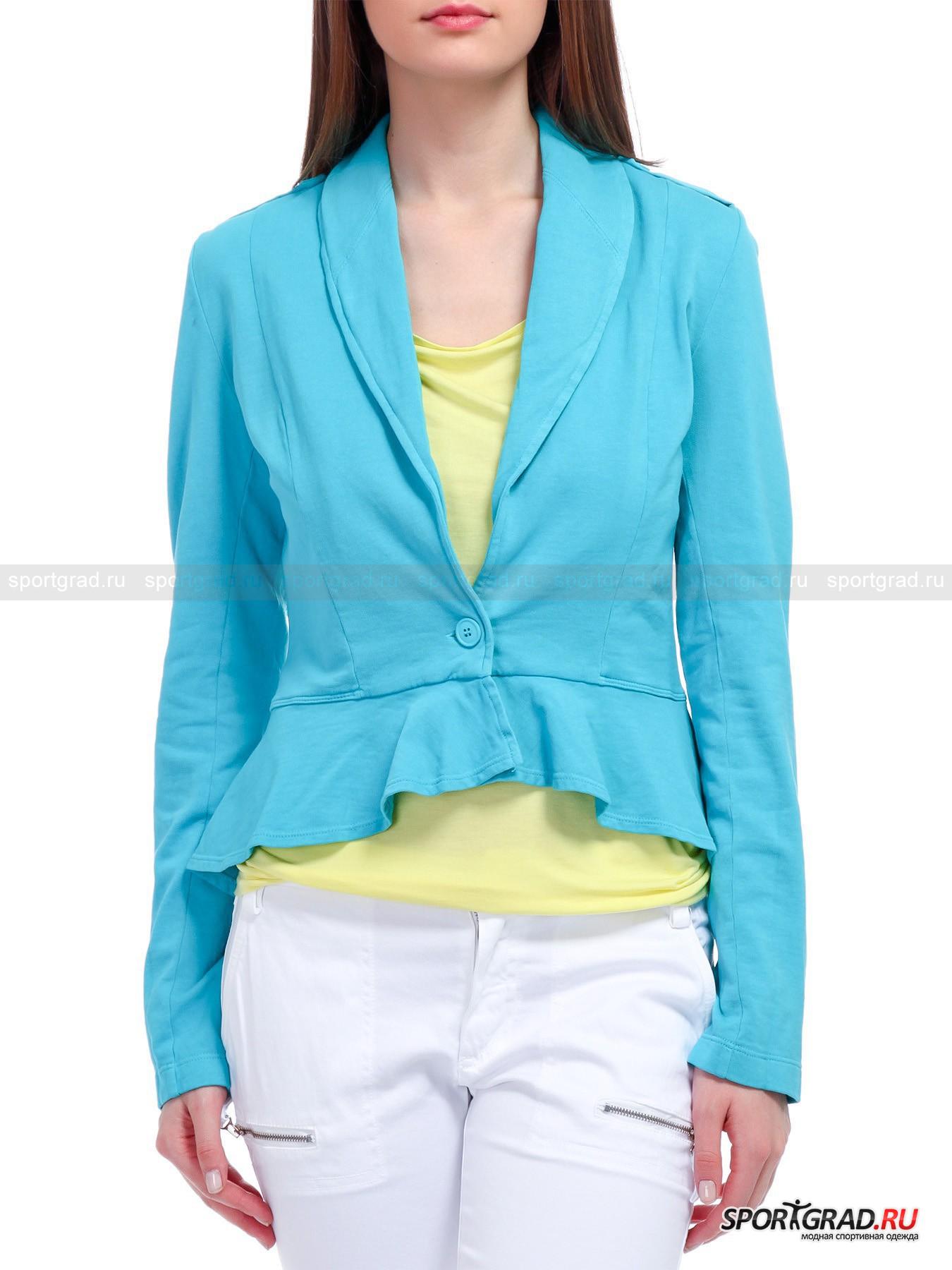 Женский жакет Jacket  DEHA из футерированного хлопка