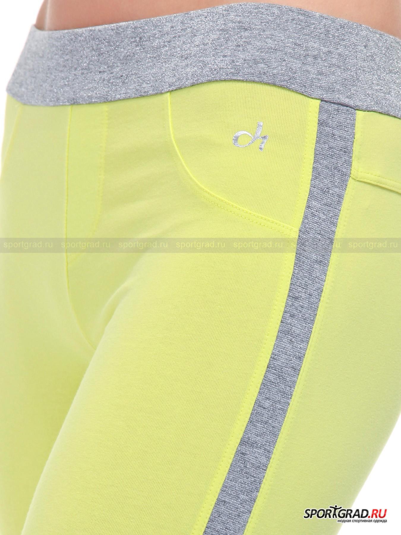 Леггинсы женские спортивные DEHA для фитнеса от Спортград