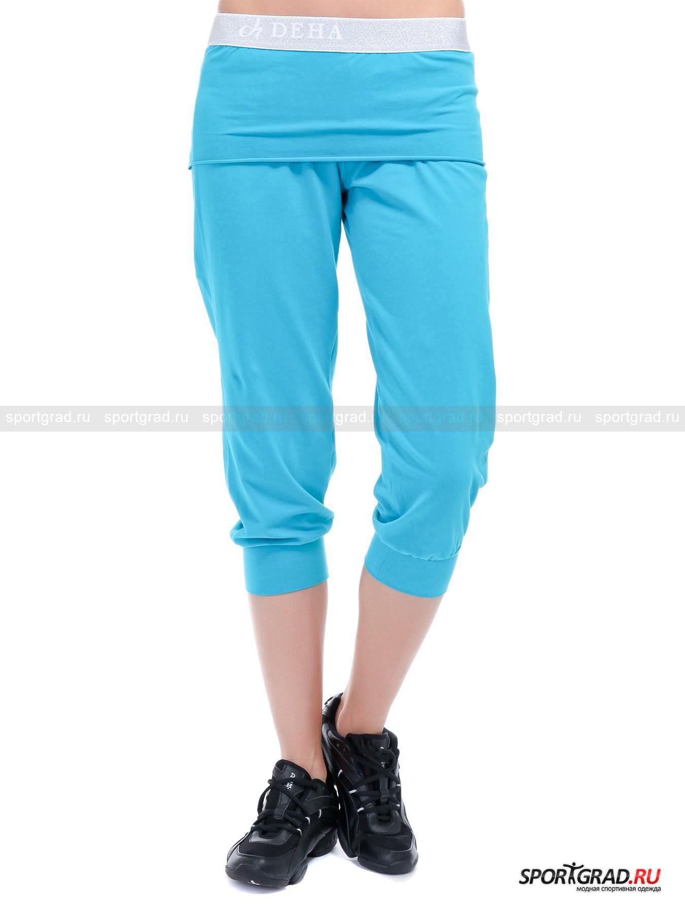 Капри женские хлопковые Pants DEHA для танцев и занятий спортом
