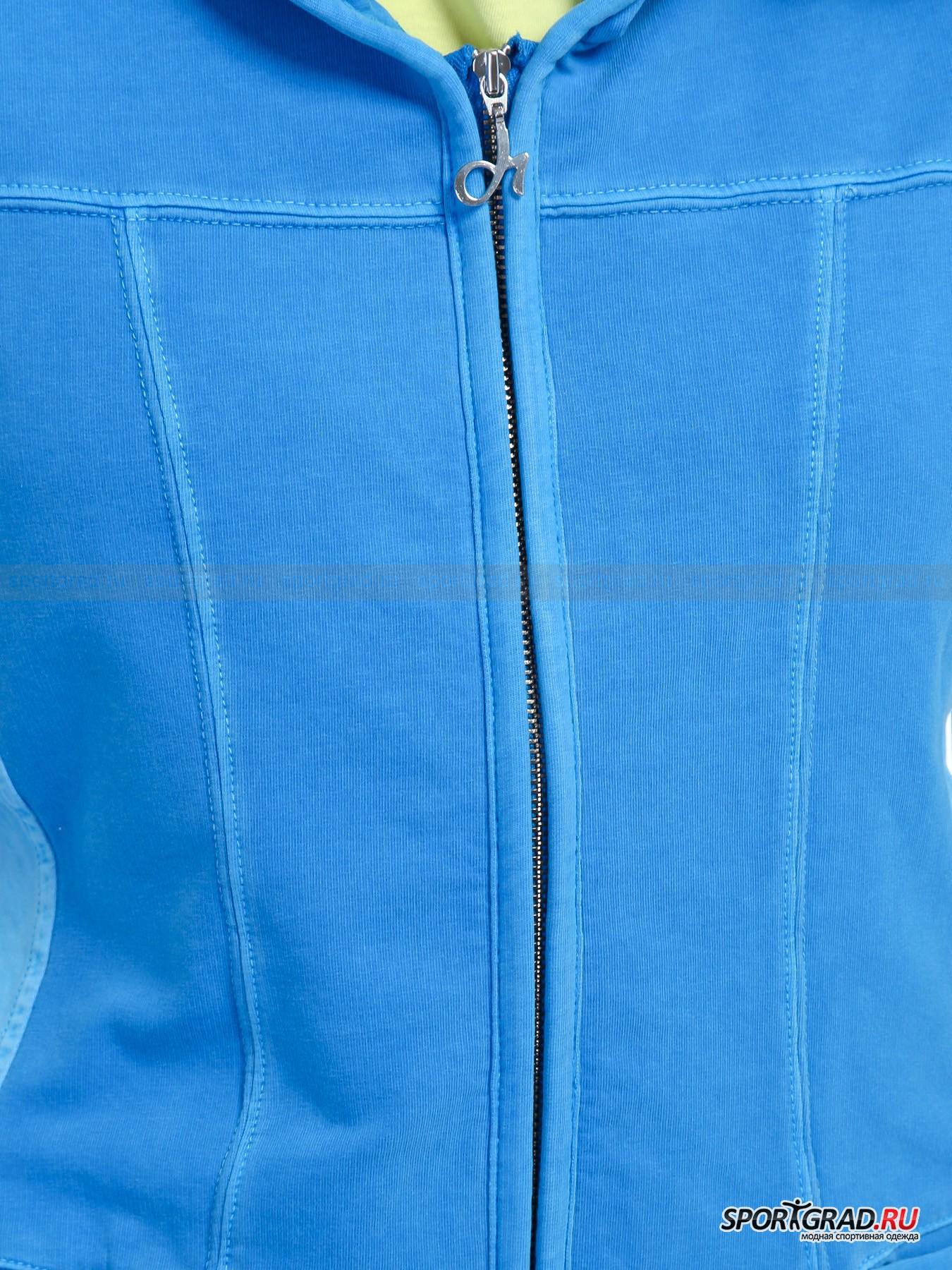 Толстовка-жакет женская Jacket  DEHA в спортивном стиле от Спортград