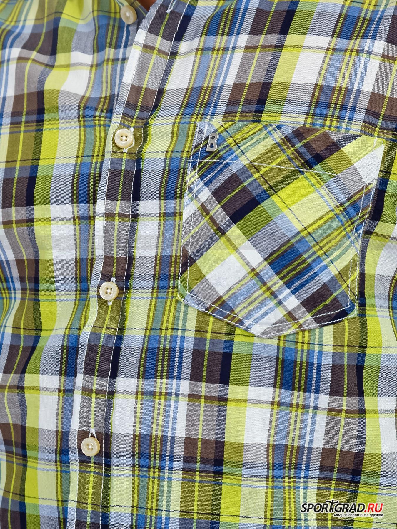 Рубашка мужская HANSON  BOGNER JEANS от Спортград