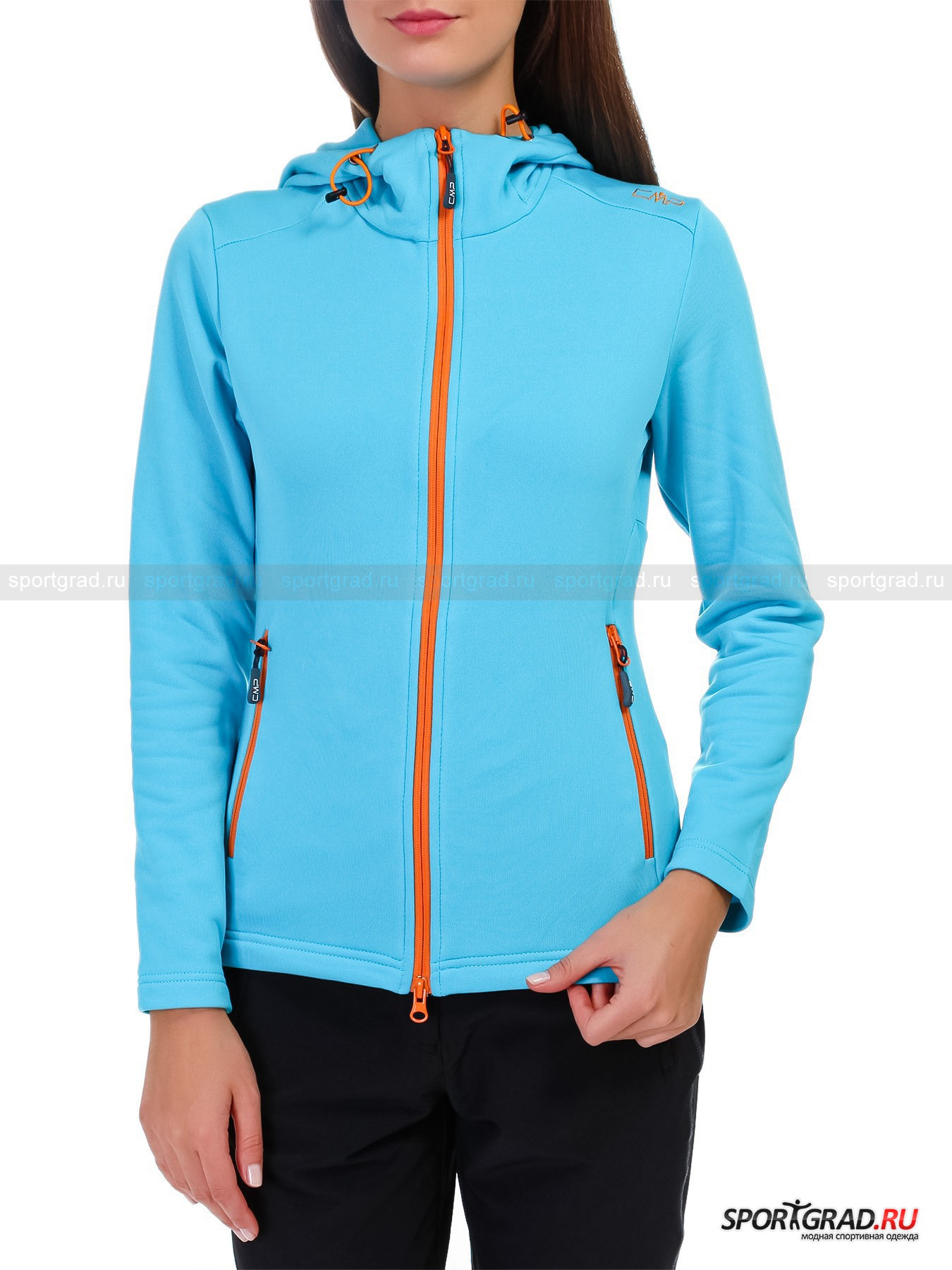��������� ������� FIX HOOD JACKET STRETCH PERFOMANCE CAMPAGNOLO
