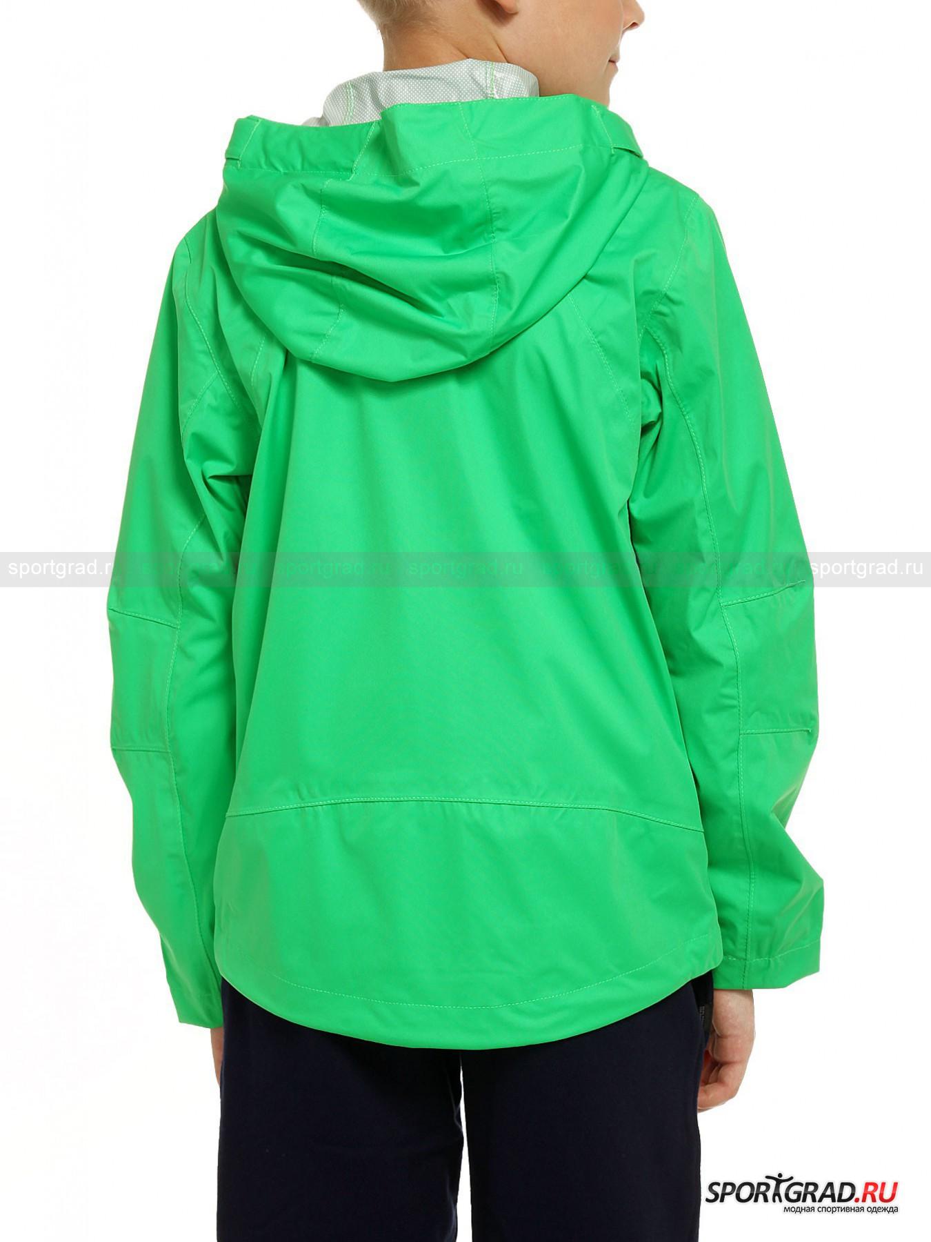 Куртка детская BOY SNAPS HOOD JACKET CAMPAGNOLO от Спортград