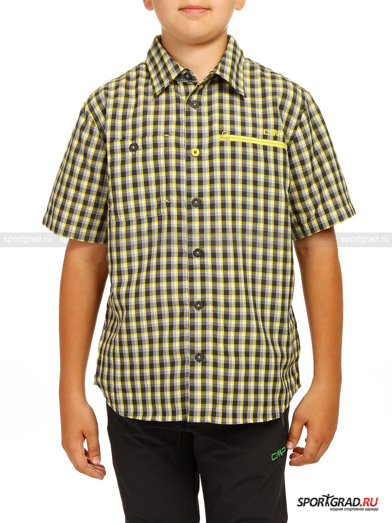 Рубашка для мальчиков SHIRT CAMPAGNOLO