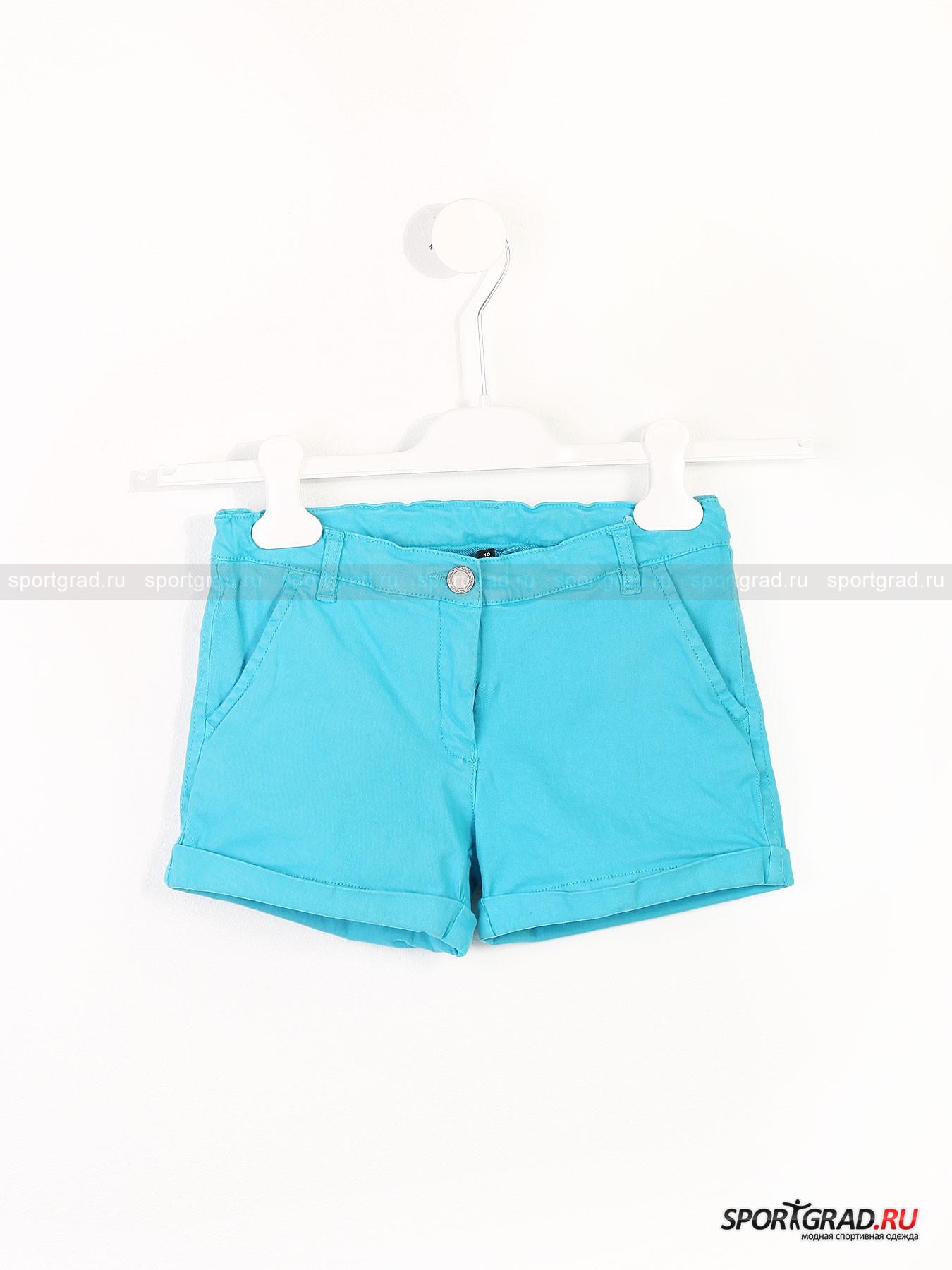 Шорты для девочек STRETCH SHORT CAMPAGNOLOШорты, Велосипедки<br>Плотные джинсовые шорты от CAMPAGNOLO порадуют Вашу юную модницу своим удобством и, конечно же, стильным внешним видом. Модель имеет стильный подворот и 4 кармана, а также снабжены удобным притачным поясом с резинкой и специальными пуговицами для подгонки. Благодаря наличию в составе ткани спандекса шорты идеально садятся по фигуре и совсем не стесняют движений. Непревзойдённый комфорт и casual стиль от CMP.<br><br>Возраст: Детский<br>Тип: Шорты, Велосипедки<br>Рекомендации по уходу: Ручная стирка при 30 градусах, щадящий ручной отжим, гладить при температуре до 120 градусов.<br>Состав: 97% хлопок, 3% эластан.