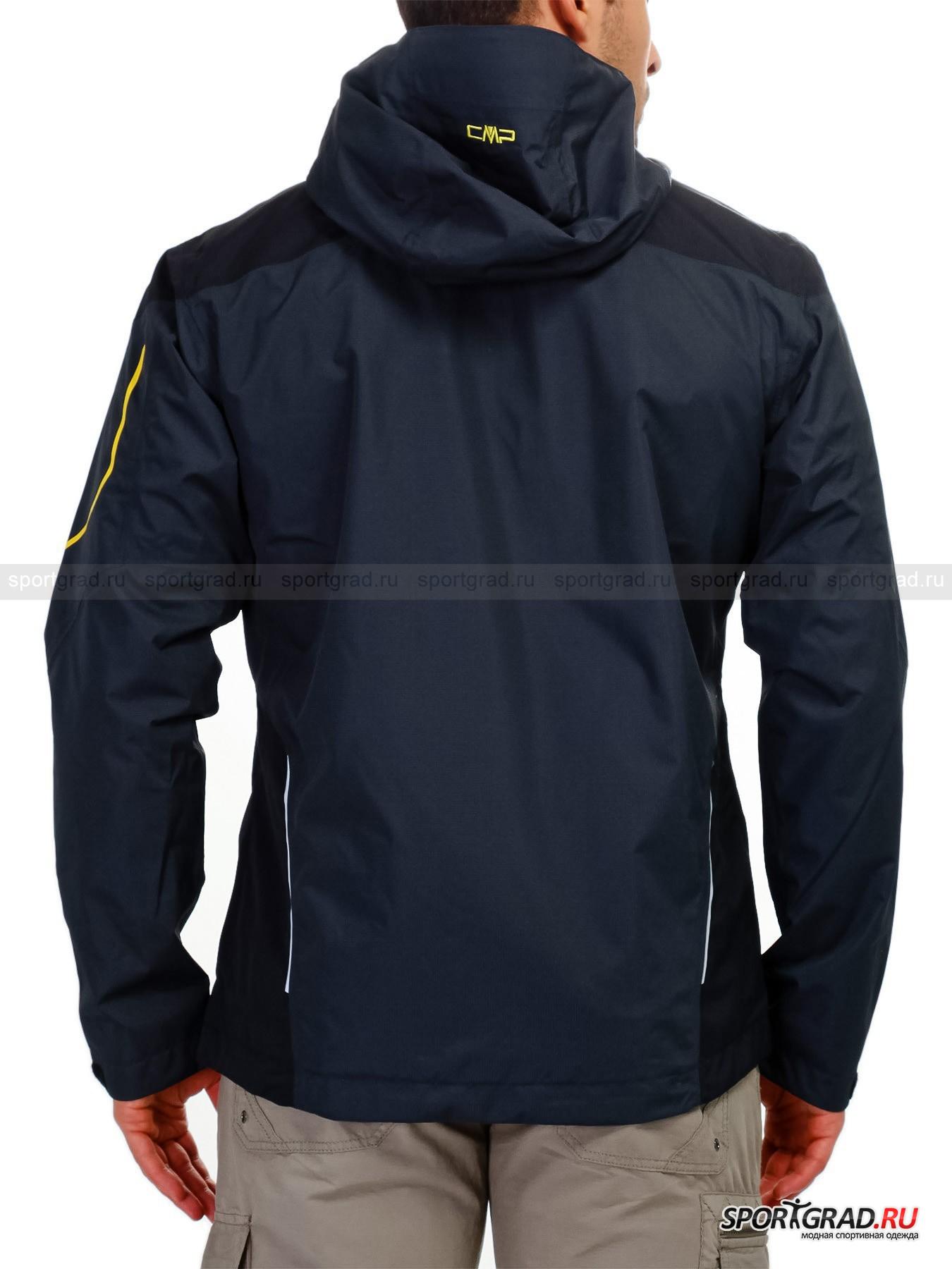 Куртка мужская ZIP HOOD JACKET RIPSTOP CAMPAGNOLO от Спортград