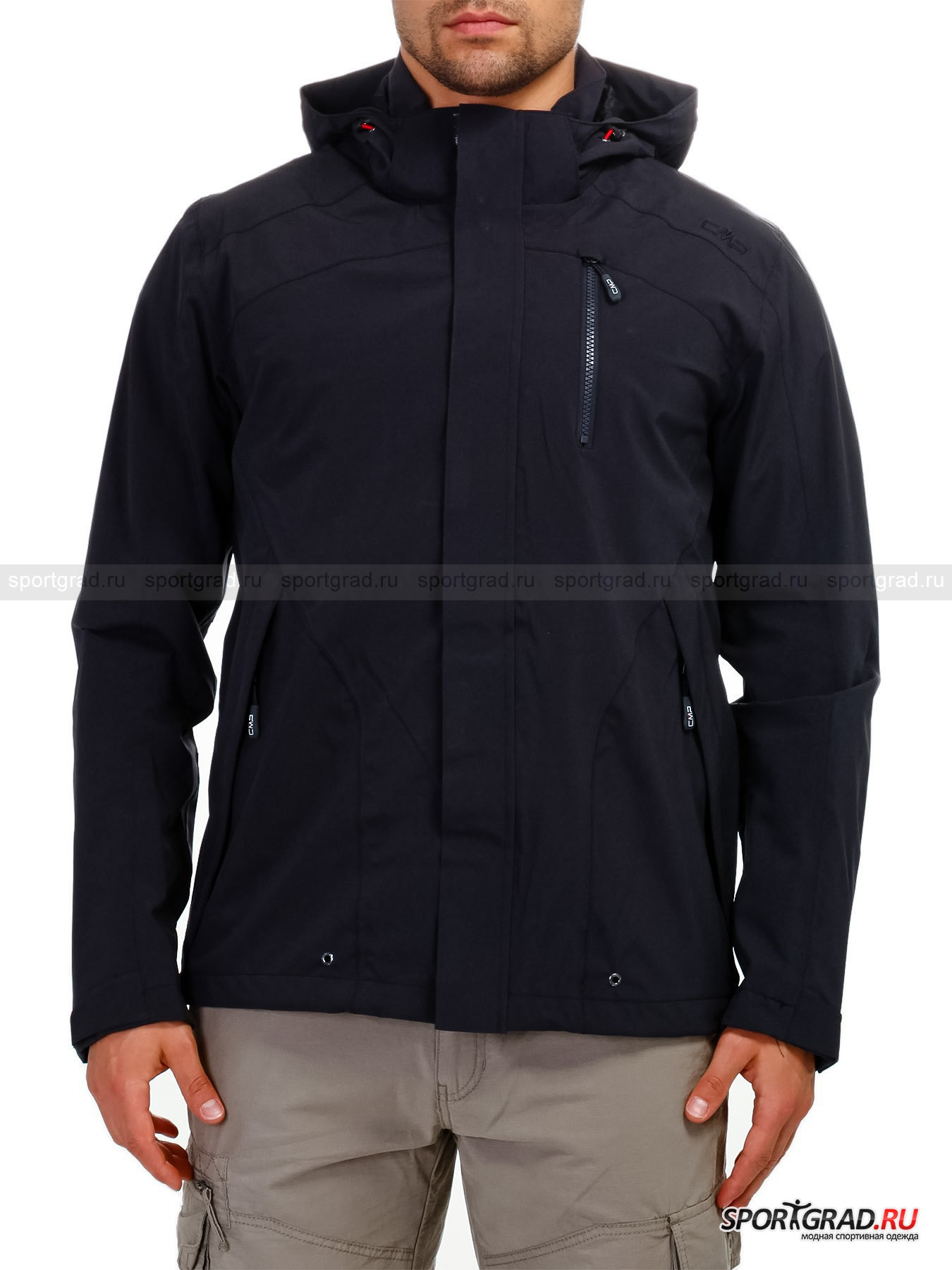 ������ ������� ZIP HOOD STRETCH JACKET CAMPAGNOLO
