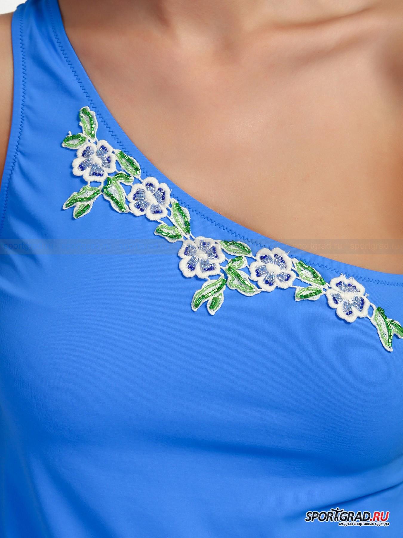 Сарафан-купальник Dress  BLUGIRL для пляжного отдыха от Спортград
