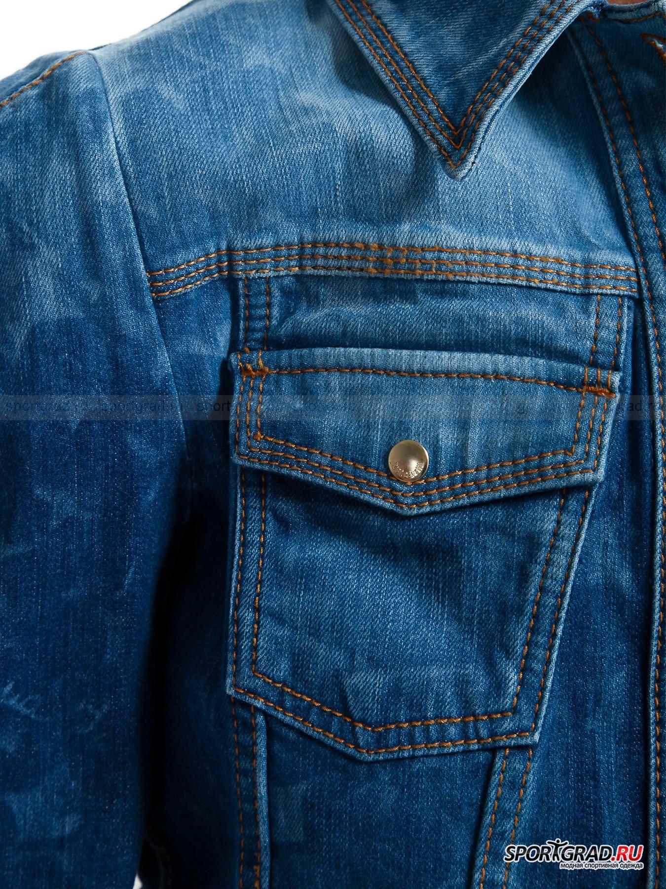 Куртка женская джинсовая JUST CAVALLI от Спортград