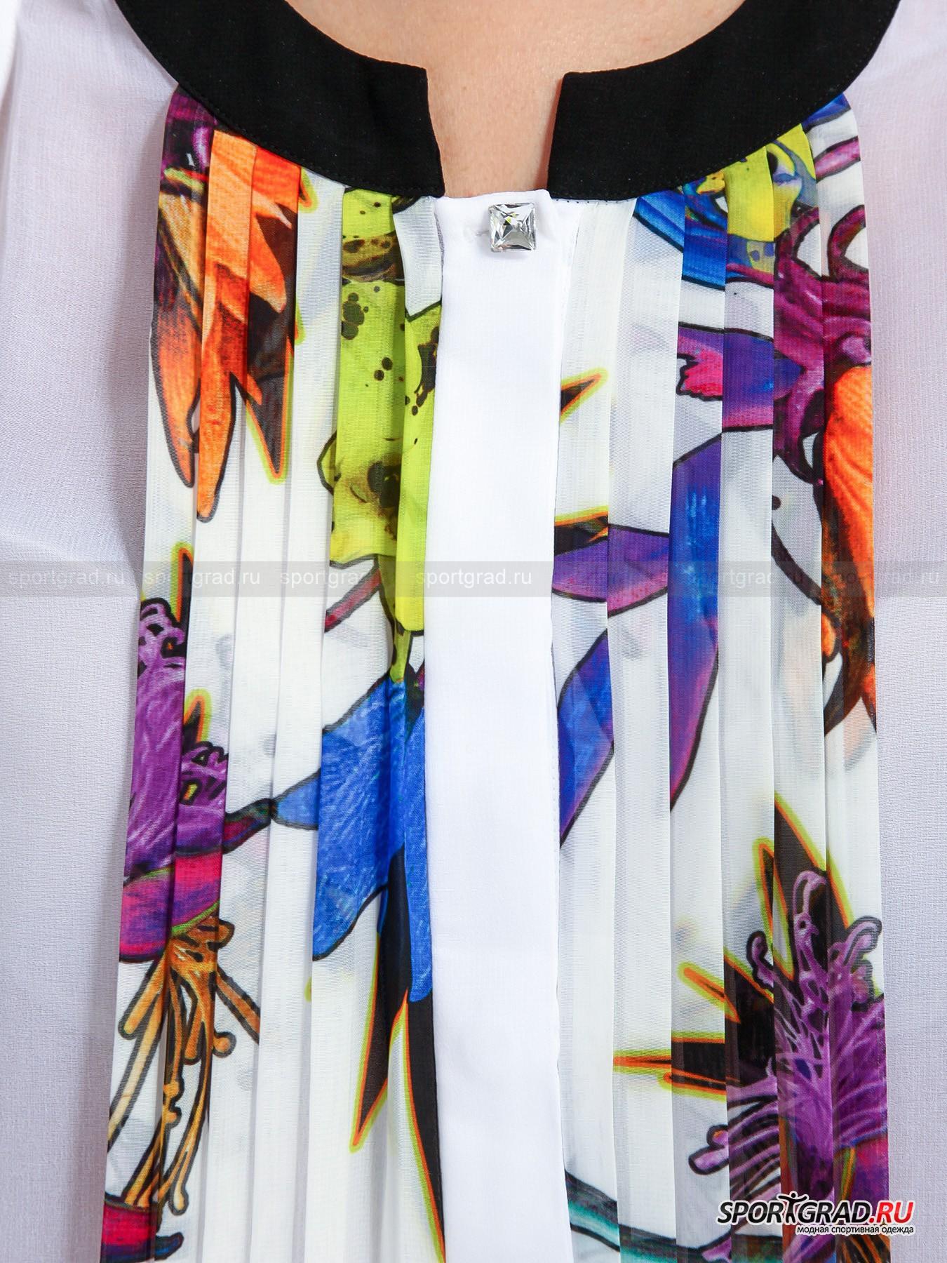 Блузка женская JUST CAVALLI без рукавов от Спортград