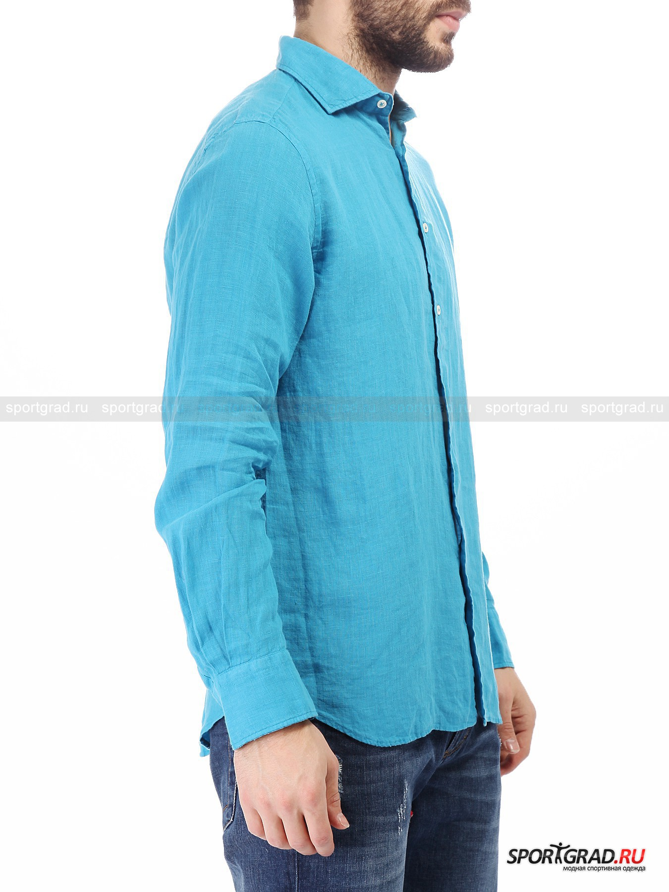 Рубашка мужская MC2 SAINT BARTH от Спортград