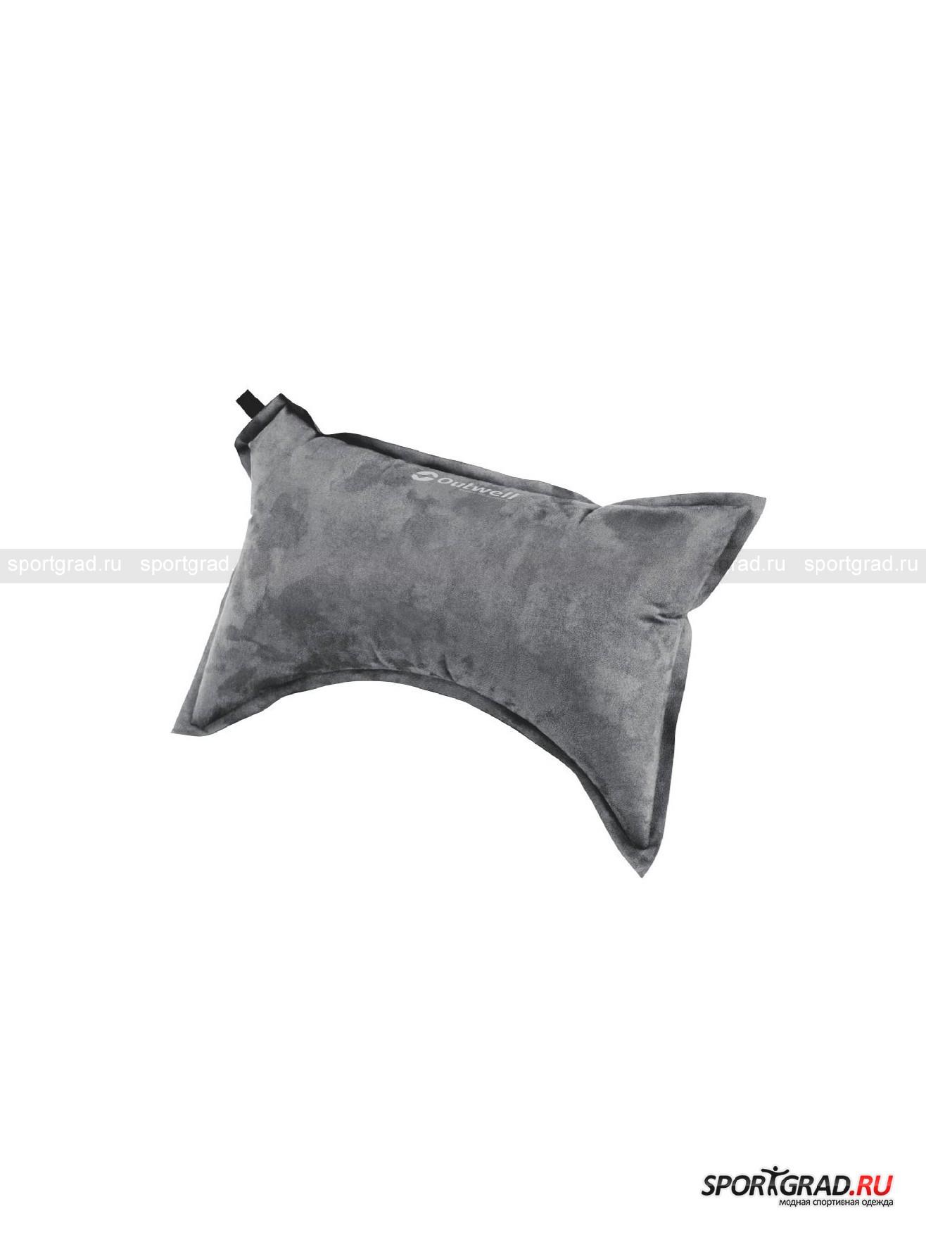 Надувная подушка Deepsleep Moon-shaped pillow OutwellСпальные Мешки<br>Велюровая подушка Outwel из серии Deep Sleep для комфортного сна. Идеально подходит для спальных мешков,автомобильных поездок и пикников. Благодаря малым размерам в сложенном состоянии её можно будет брать с собой в дорогу или хранить в автомобиле. Практичная вещь для любителей поспать.<br><br>Возраст: Взрослый<br>Тип: Спальные Мешки<br>Состав: ПВХ