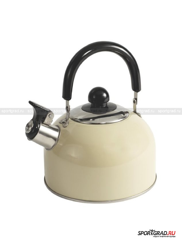 ������ �� �������� 1,6 Tea Time Kettle M Creme Outwell - Outwell������<br>������������ ������ �� ����������� ����� �� Outwell. �������� ����, ������� ����������, ������� ���������� �� ������� ������� �������, � ����� ������� ��������� � ������ ����� �����. ������� ������������ ������� � ��������� ����, � ������������ ����������� ����� �� ���� ��� ��������.<br><br>����: 1,6 �.<br><br>�������: ��������<br>���: ������<br>������: ����������� �����, �������