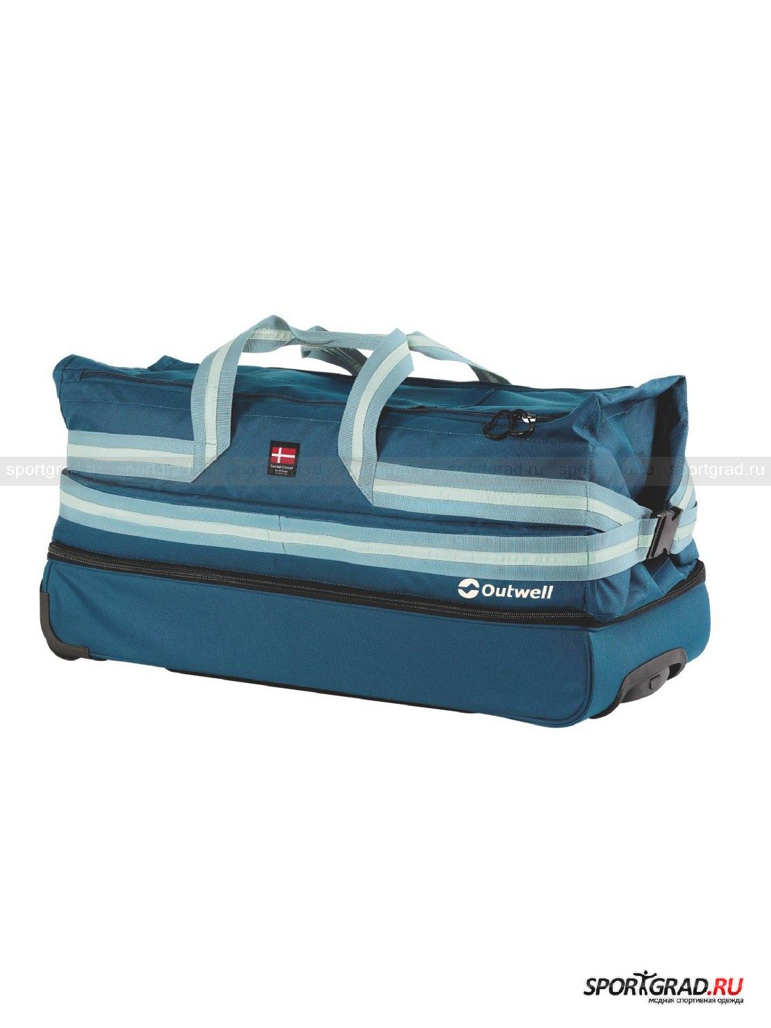 ����� Excursion 95 Wheel Duffle Blue Outwell