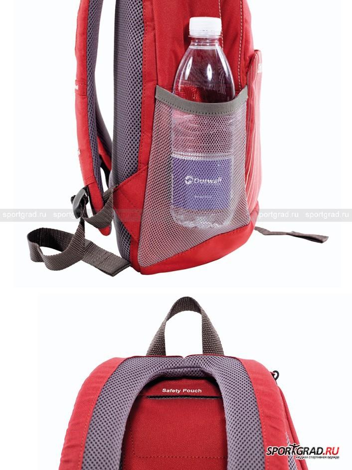 Рюкзак Drift 18 Pompeian Red Outwell от Спортград