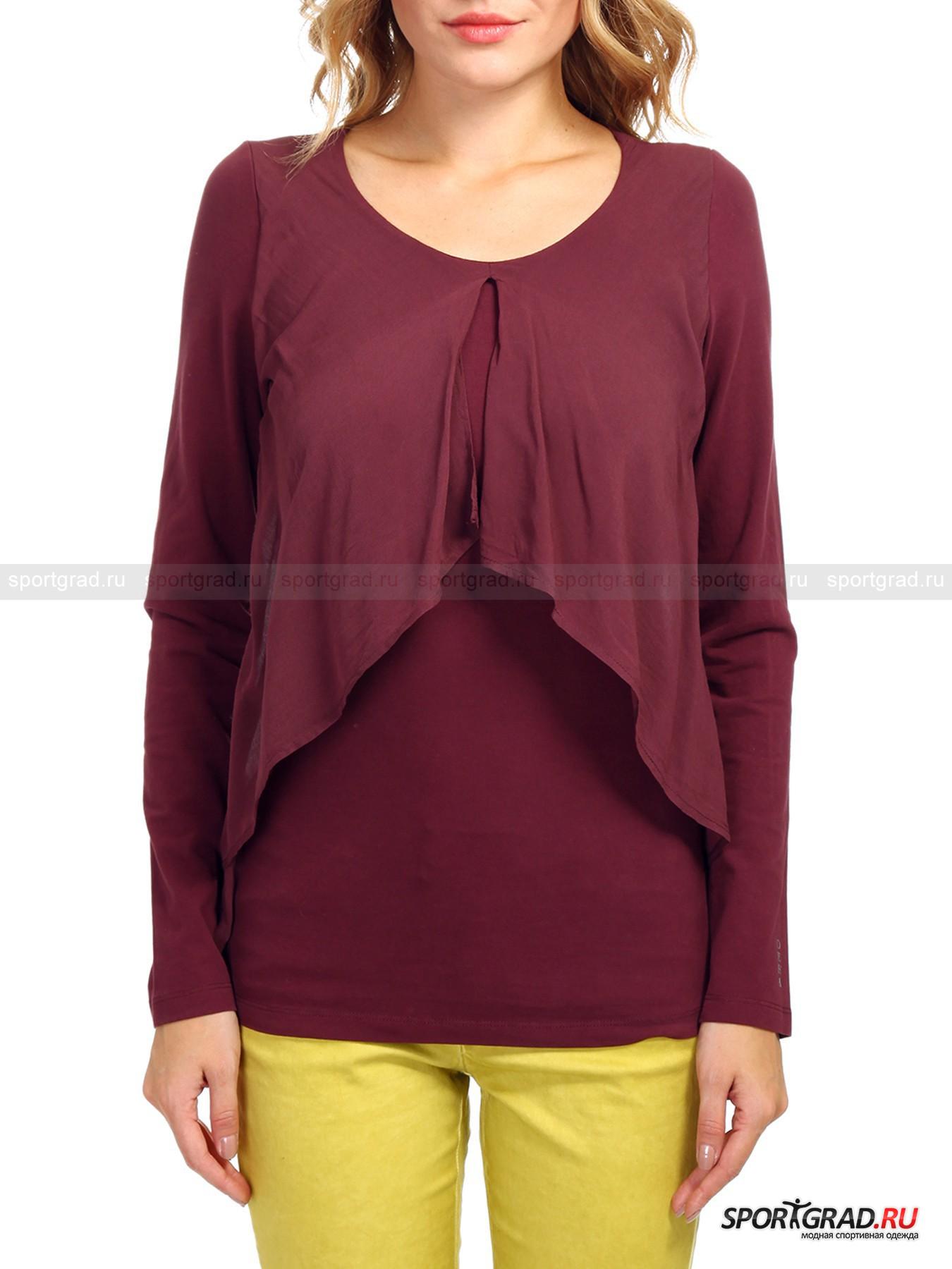 Блузка DEHA с отлетными полочками