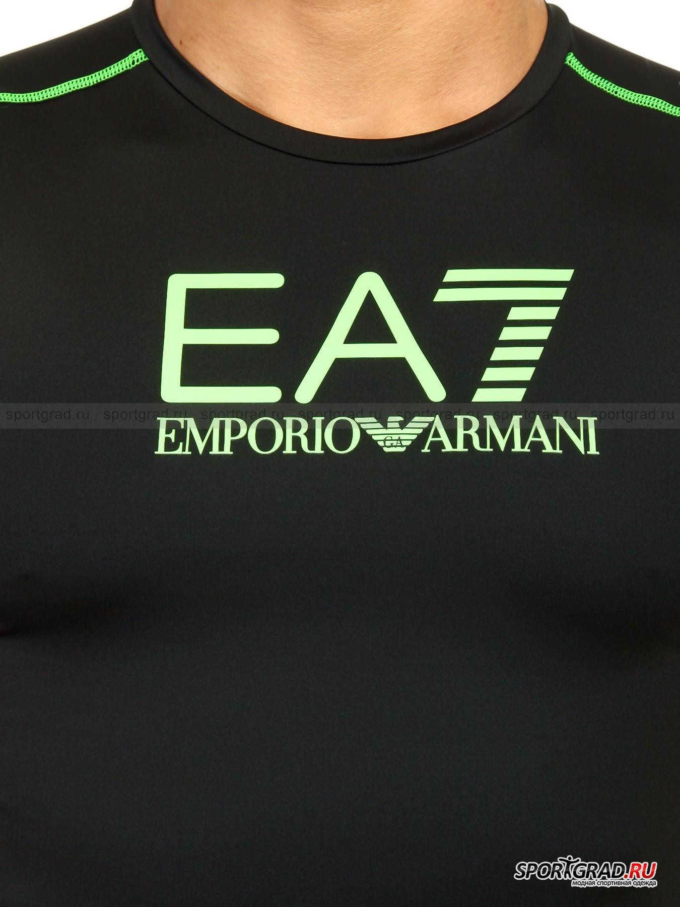 Майка мужская EMPORIO ARMANI от Спортград