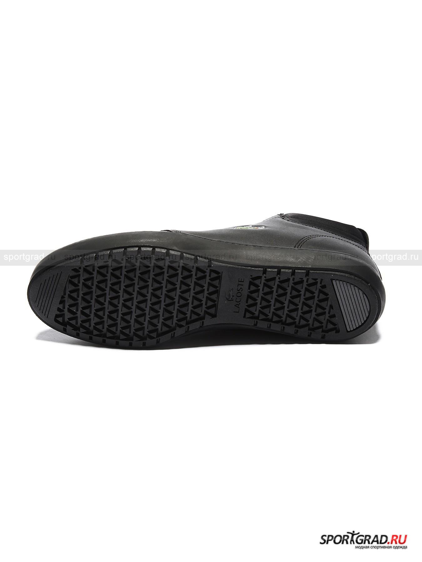 Ботинки мужские Ampthill Terra LACOSTE от Спортград