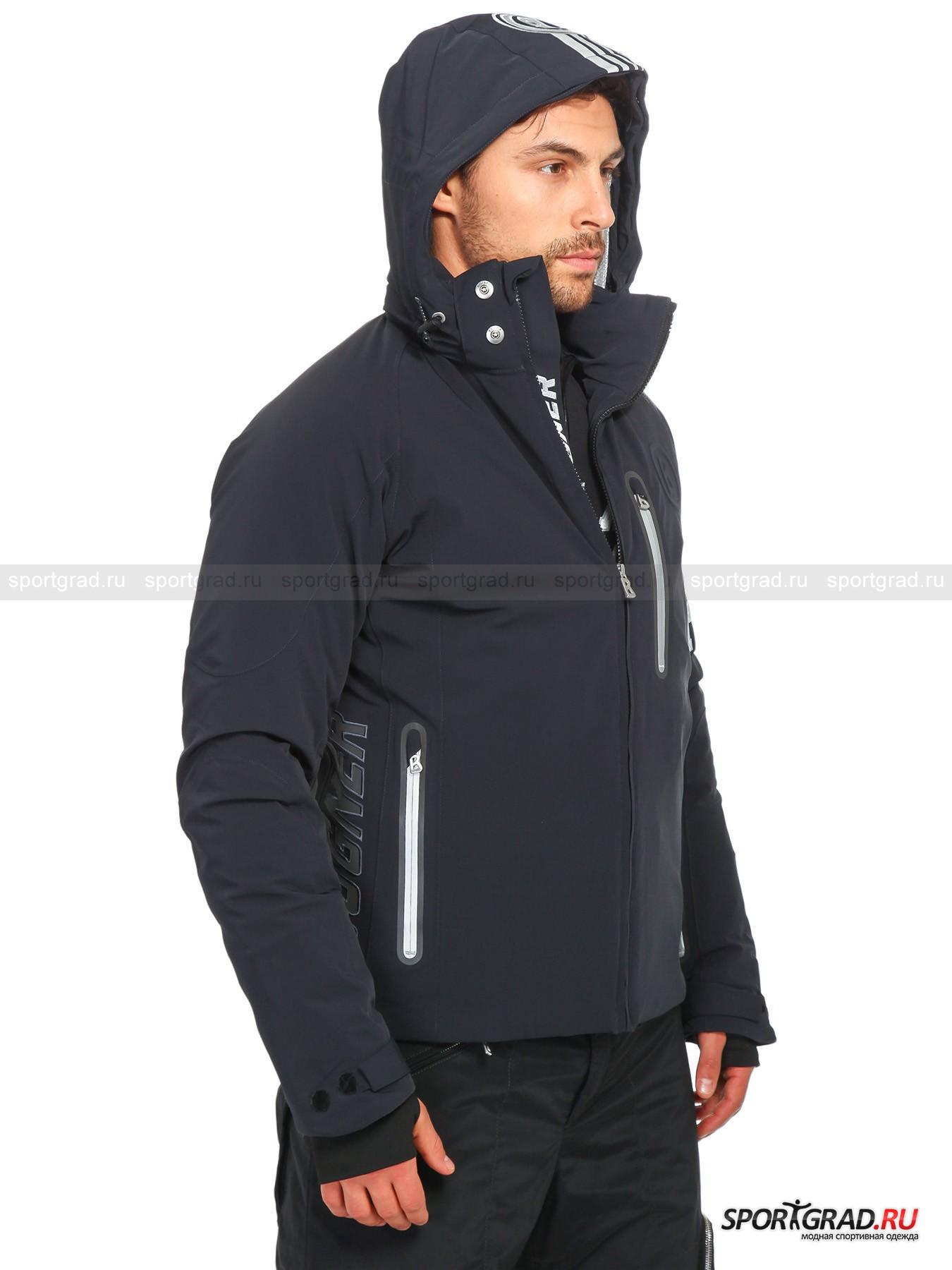 Куртка горнолыжная мужская Run-T BOGNER от Спортград