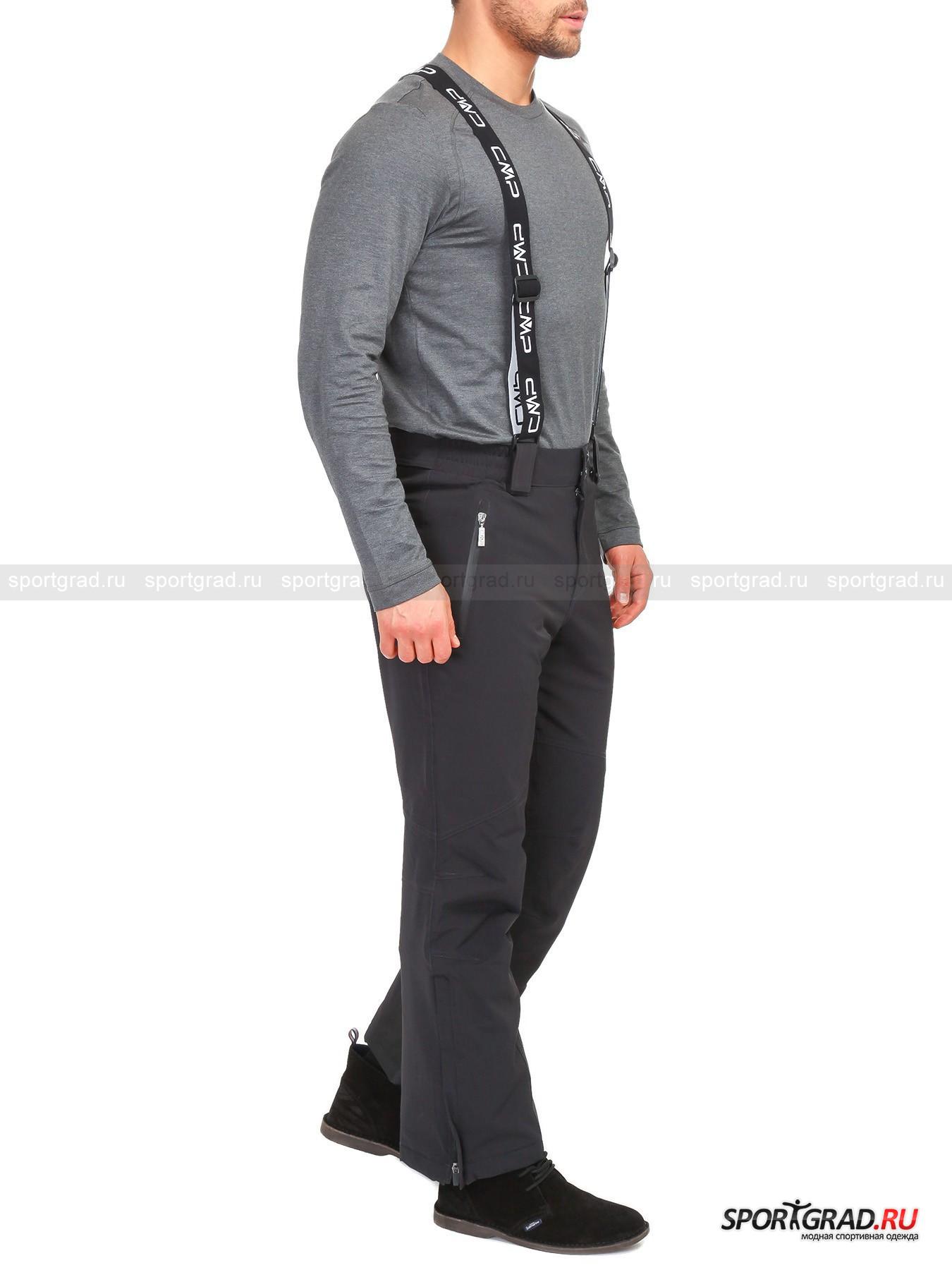 горнолыжные брюки мужские columbia