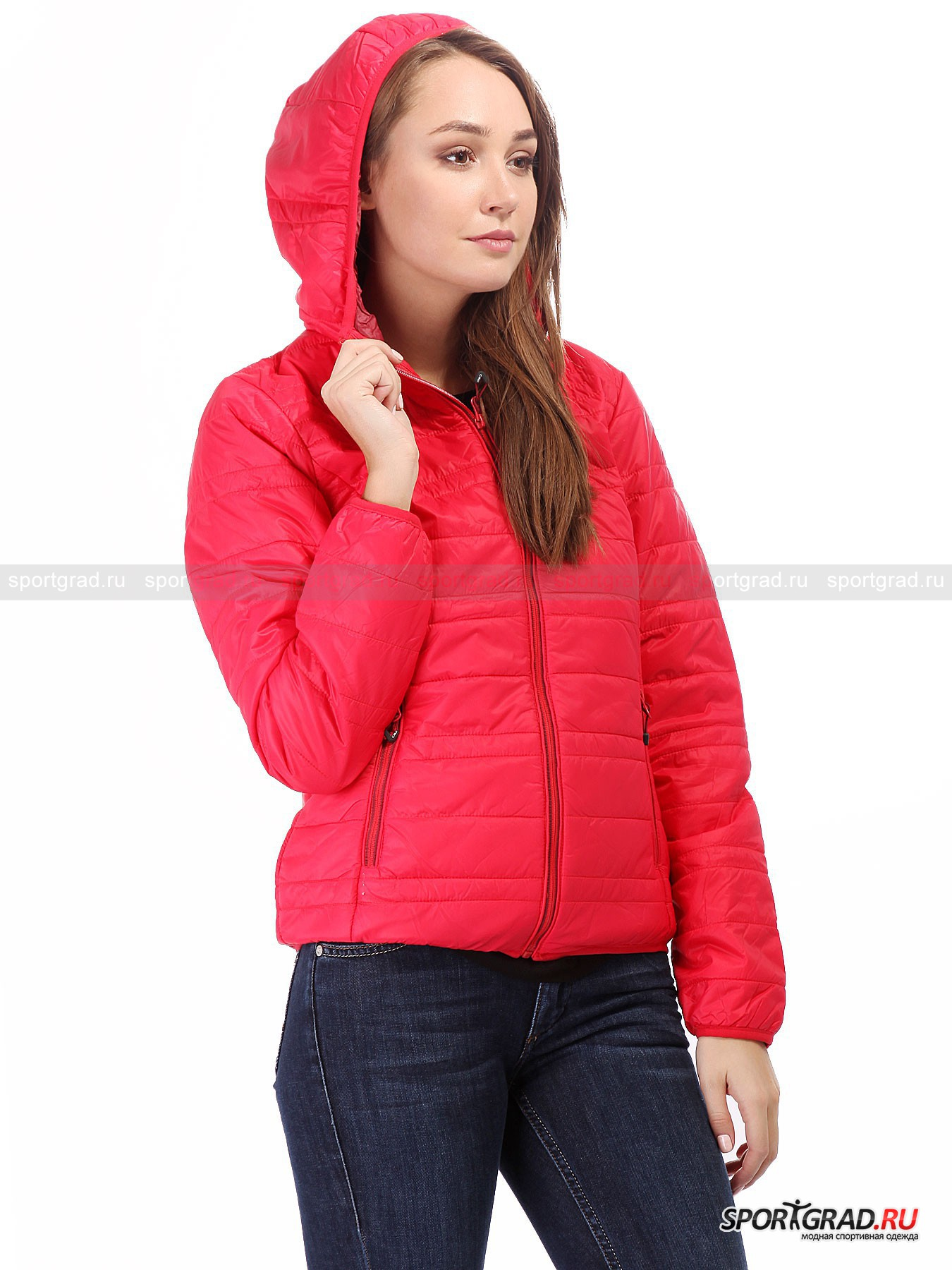 Куртка женская стеганая WOMAN JACKET FI CAMPAGNOLO от Спортград