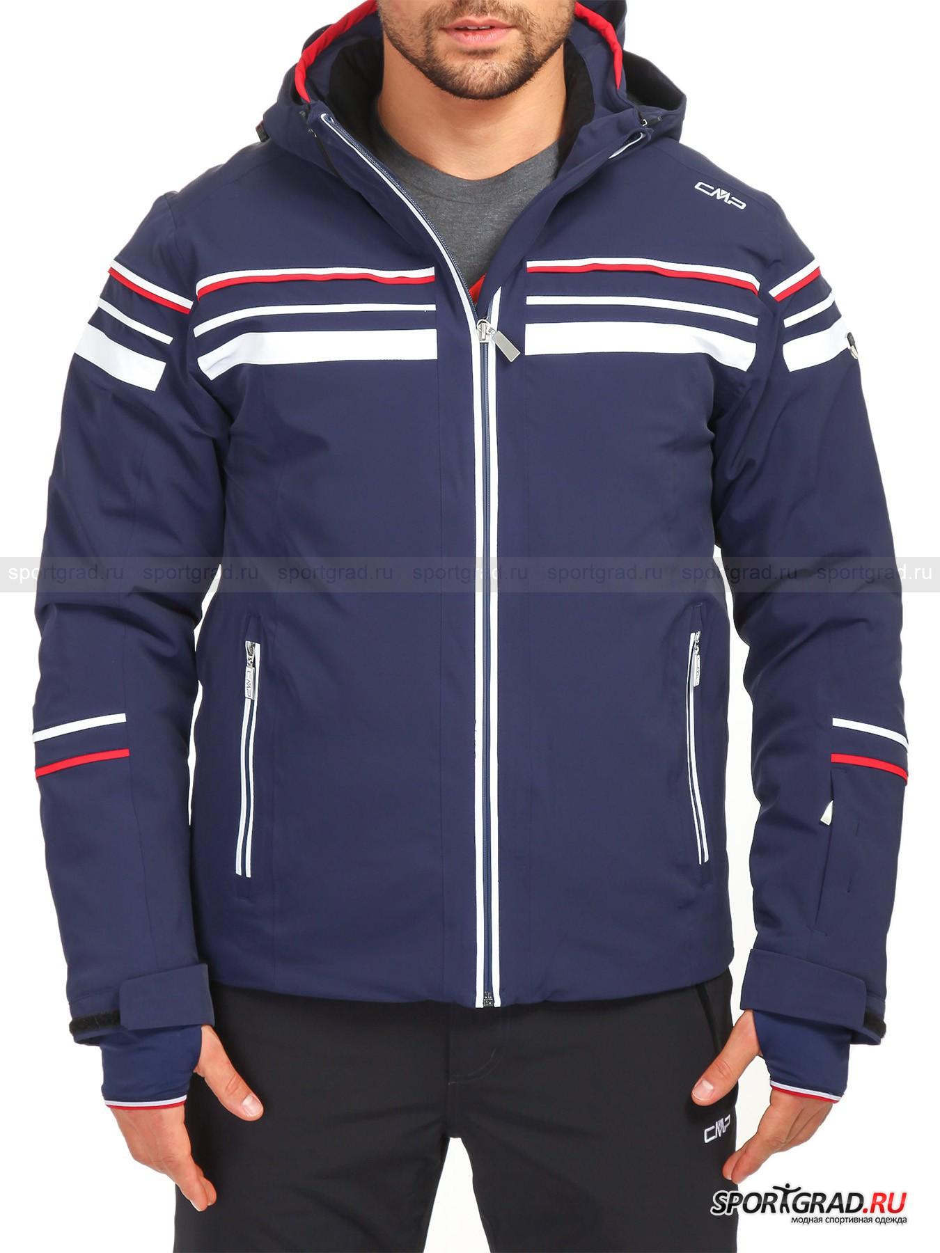 Куртка мужская горнолыжная MAN SKI JACKET  CAMPAGNOLO от Спортград