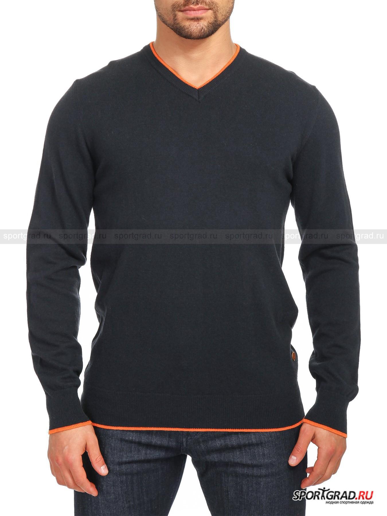 Легкий Мужской Пуловер