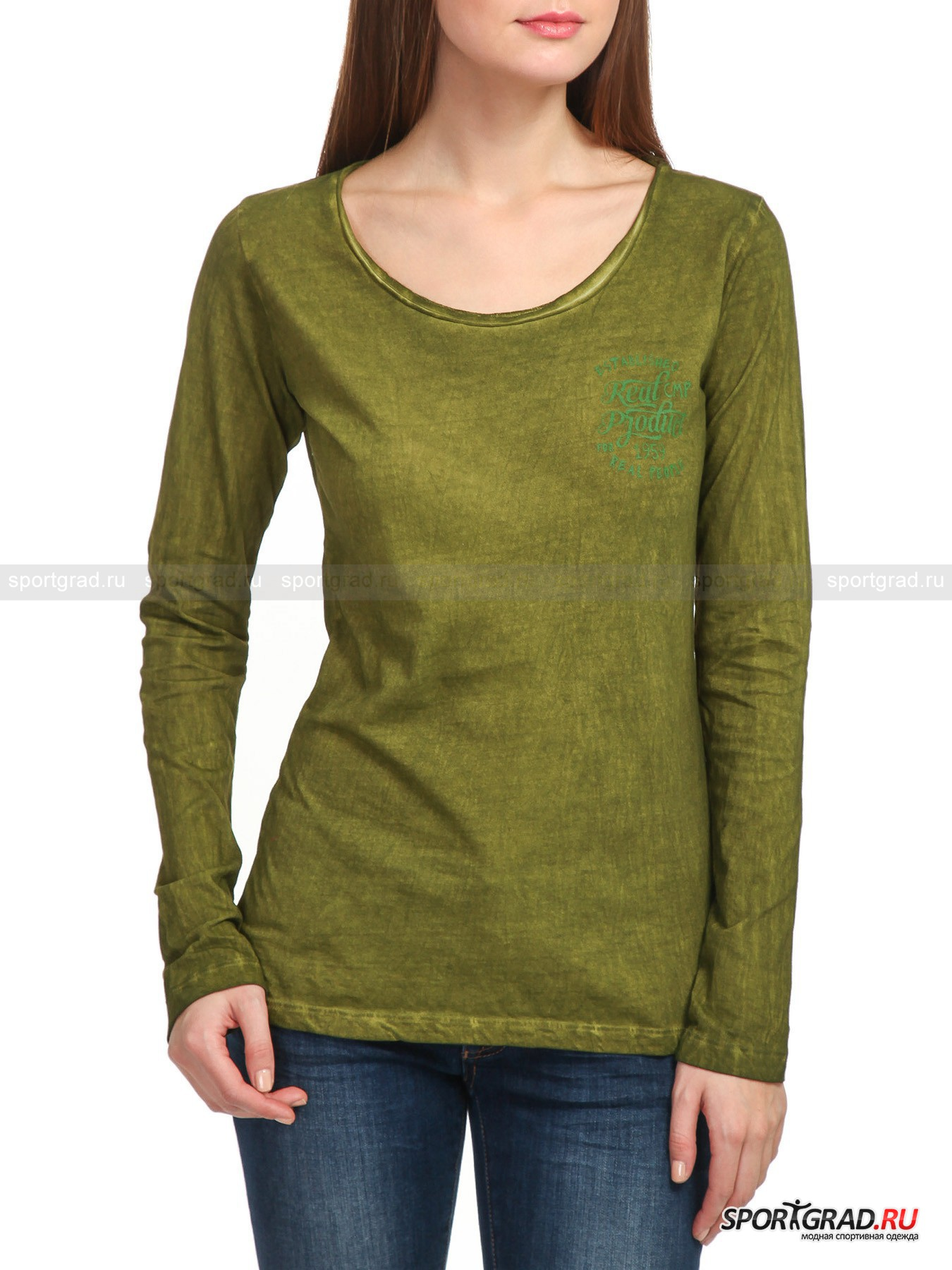�������� ������� ��������� WOMAN T-SHIRT CAMPAGNOLO