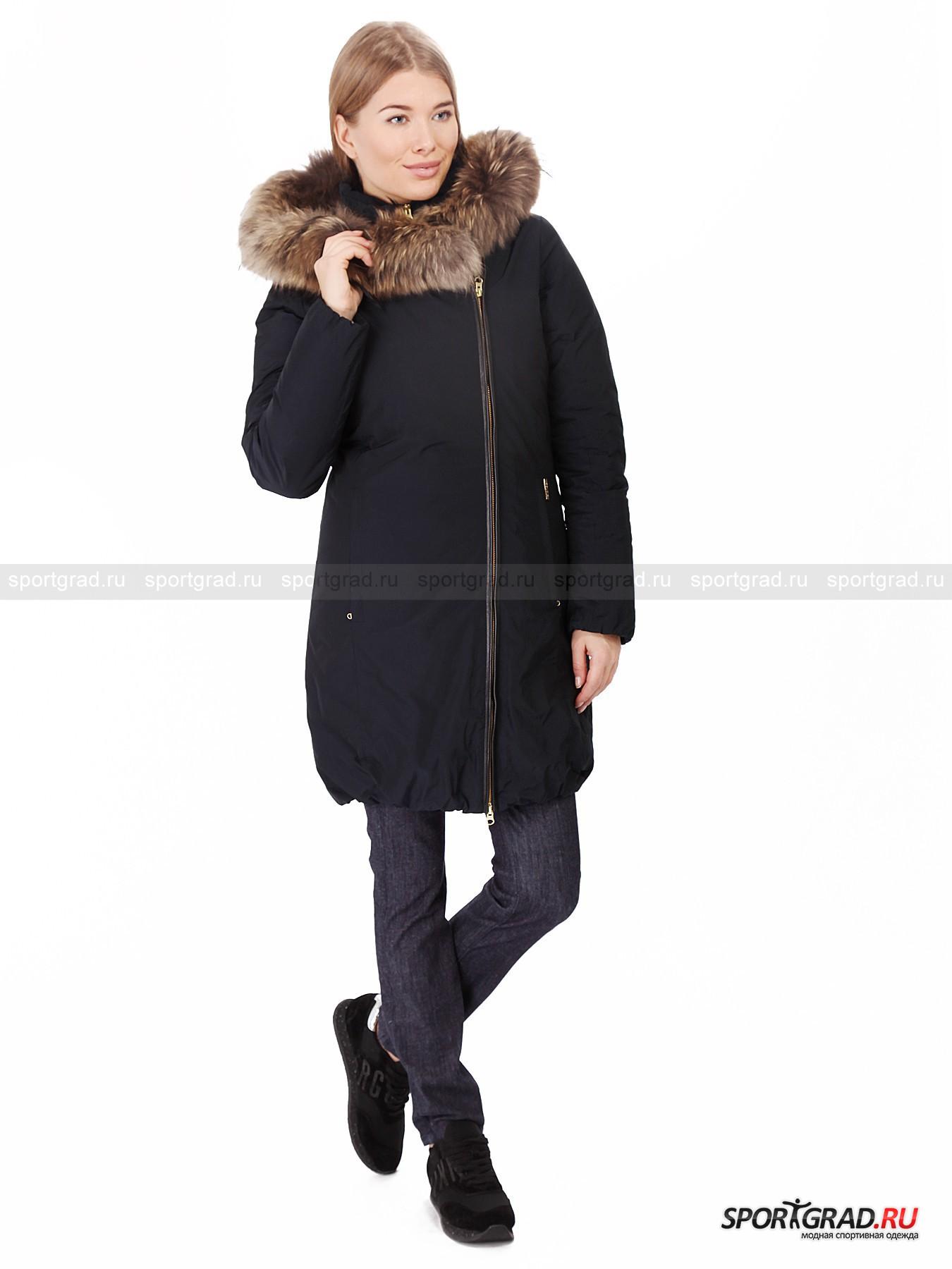 Пуховик женский EUGENE COAT WOOLRICH от Спортград