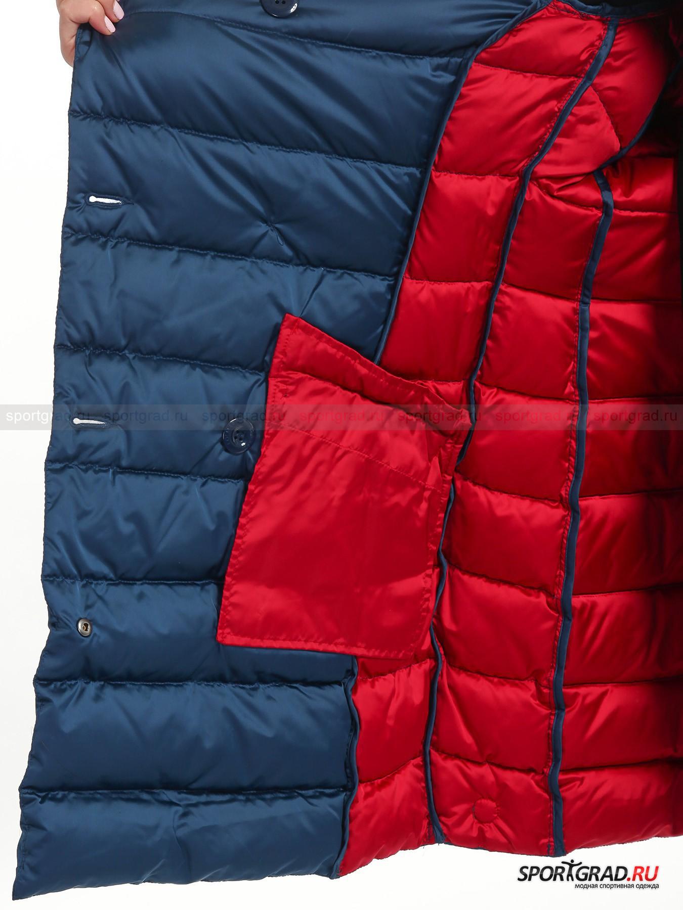 Пальто женское стеганое SHINY COLMAR от Спортград